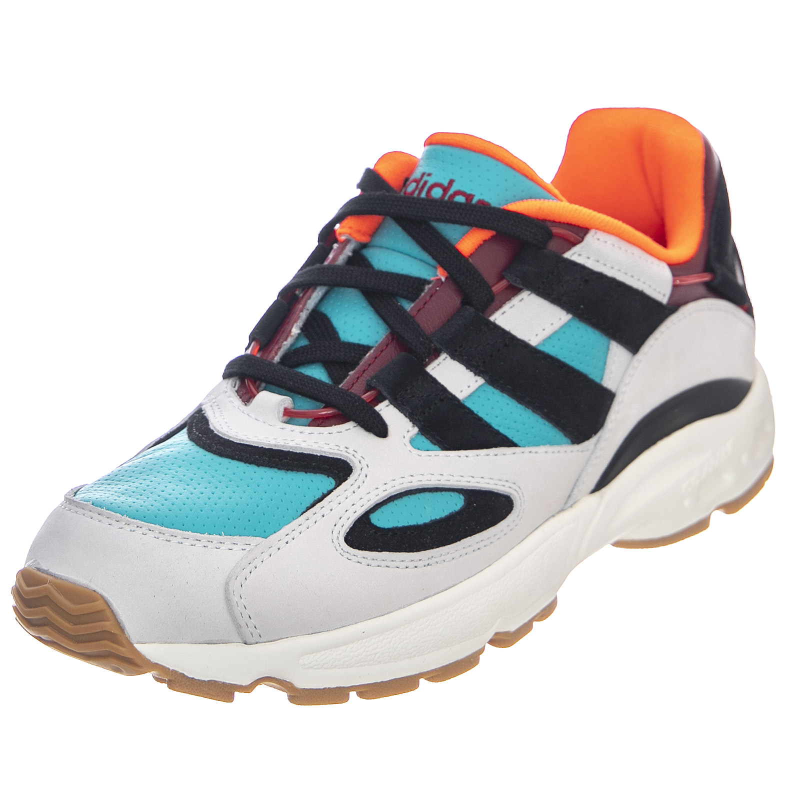 Détails sur Adidas Lxcon 94 Cloud White Core Black Hi Res Aqua Scarpe Basse Uomo