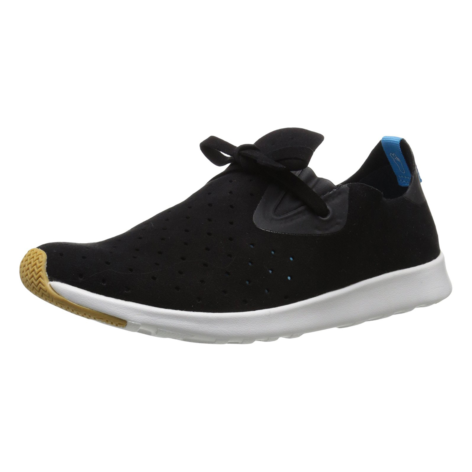 Native Sneakers Apollo Moc Jiffy Black  Shell White black