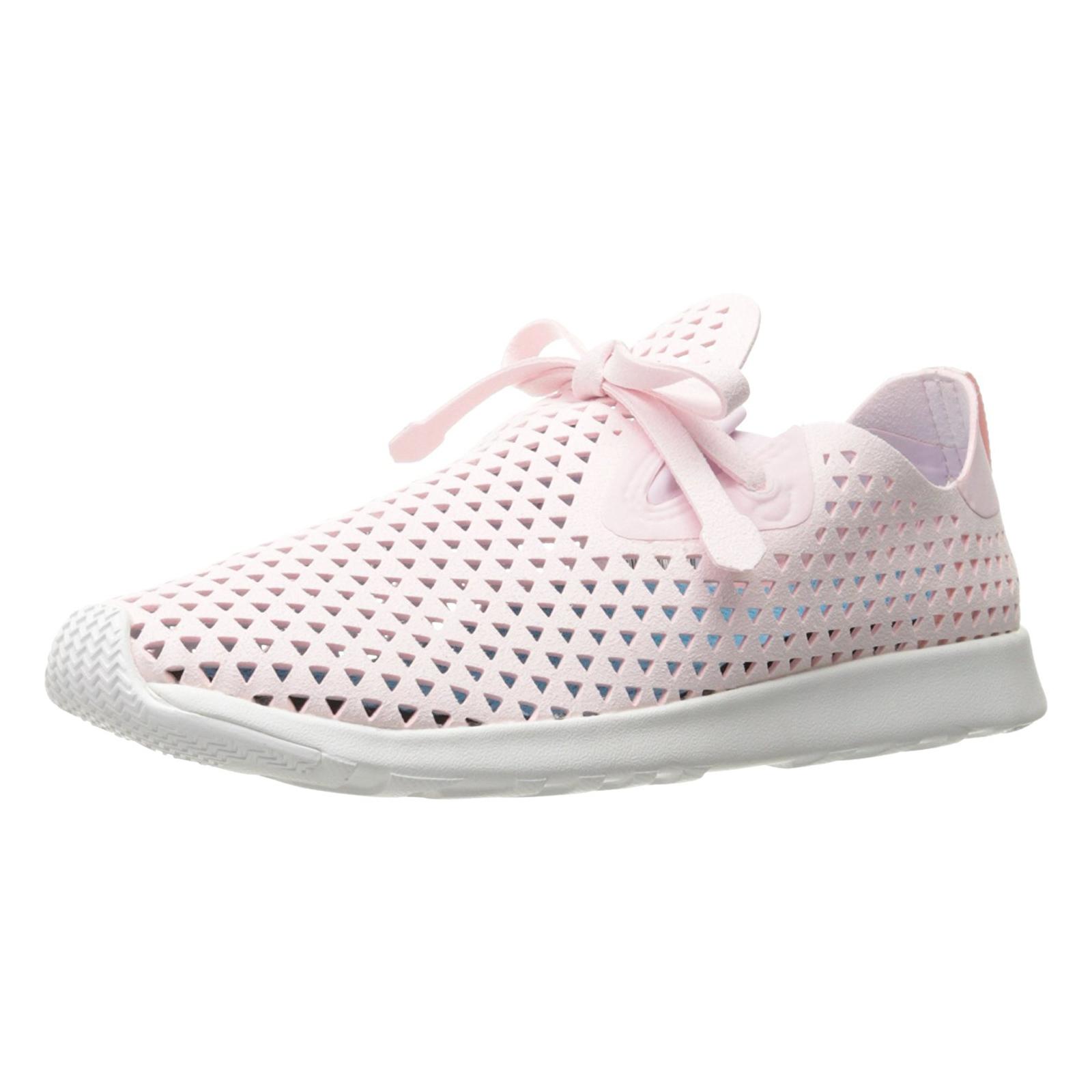 Native Sneakers Apollo Moc Xl Pink   Shell White pink