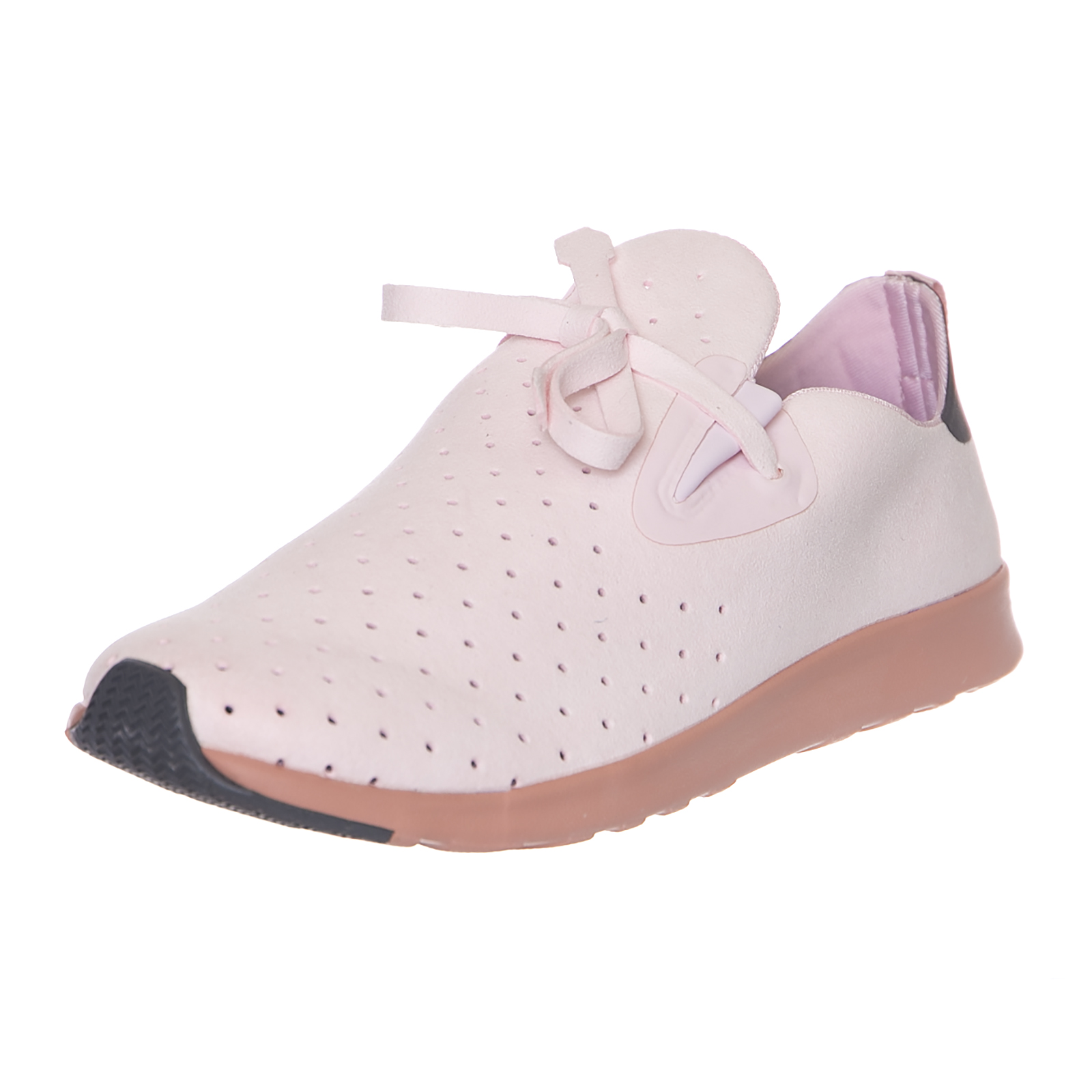 Native Sneakers Apollo Moc Milk Pink   Grey pink