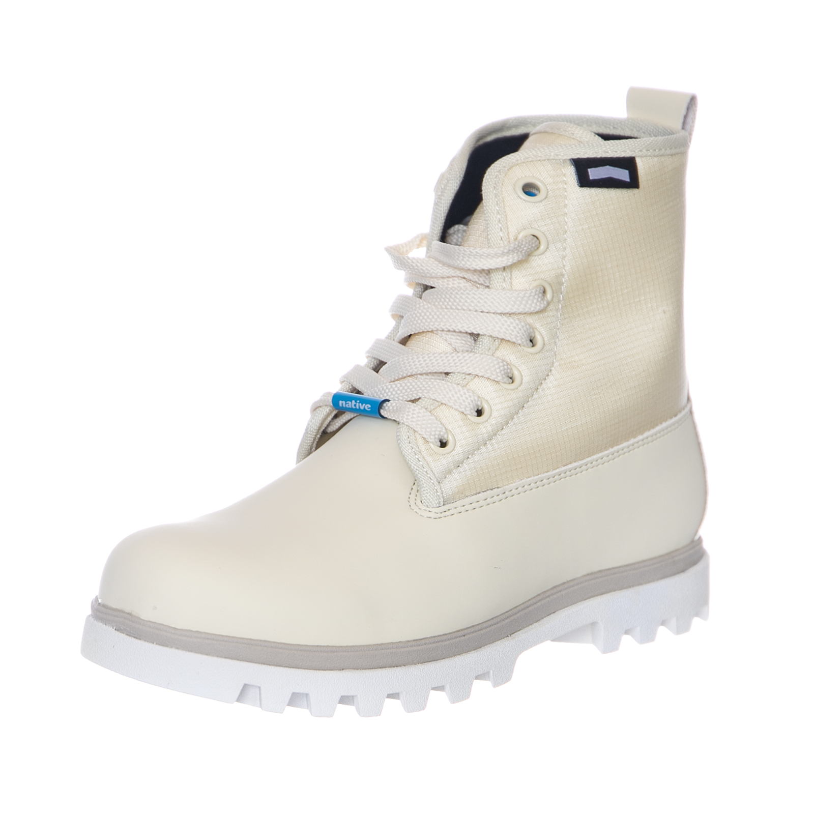 Native Treklite Sneakers Johnny Treklite Native Bone White/Shell White Bianco 37e8ee