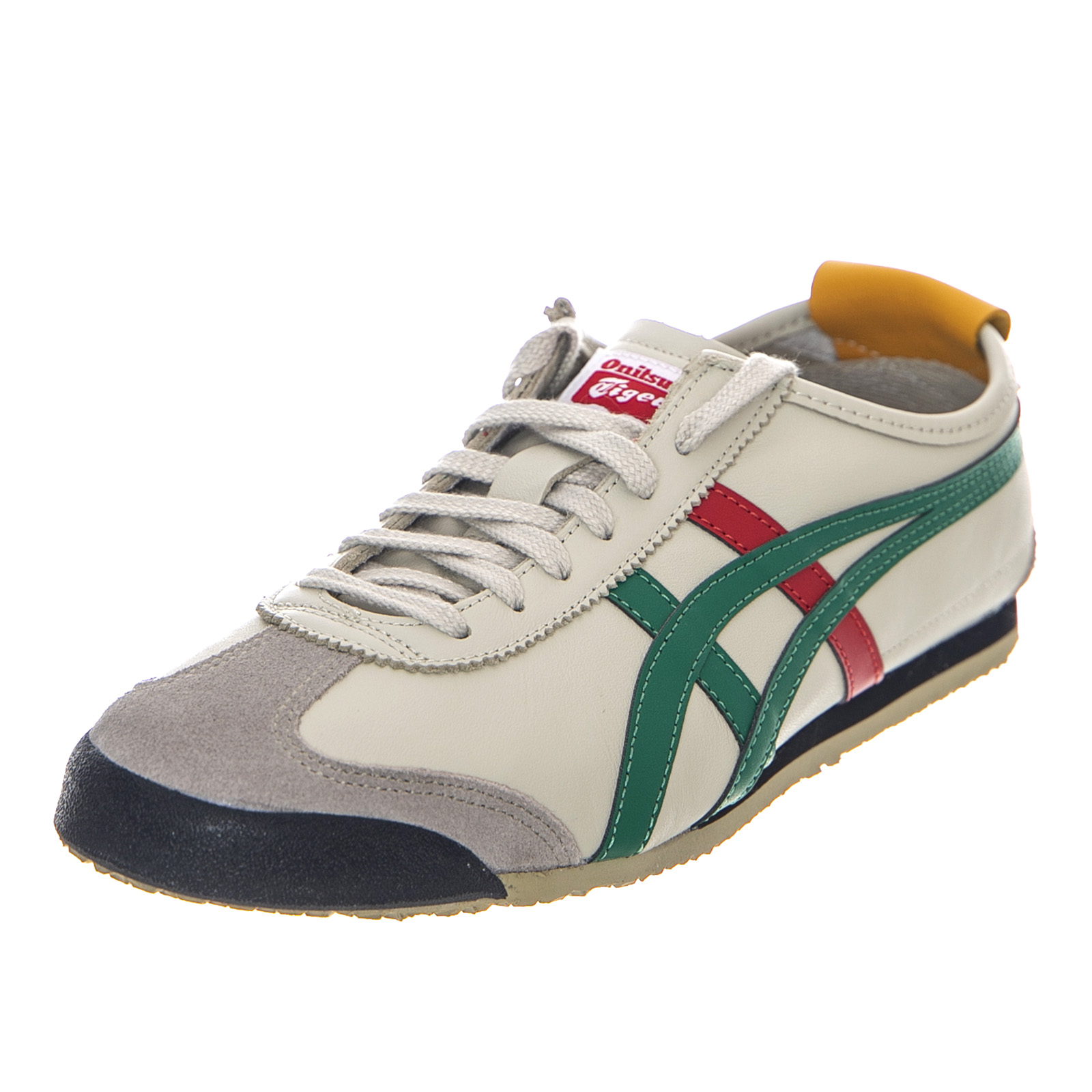 Dettagli su Onitsuka Tiger Mexico 66 BirchGreen Sneakers Basse Uomo Multicolor