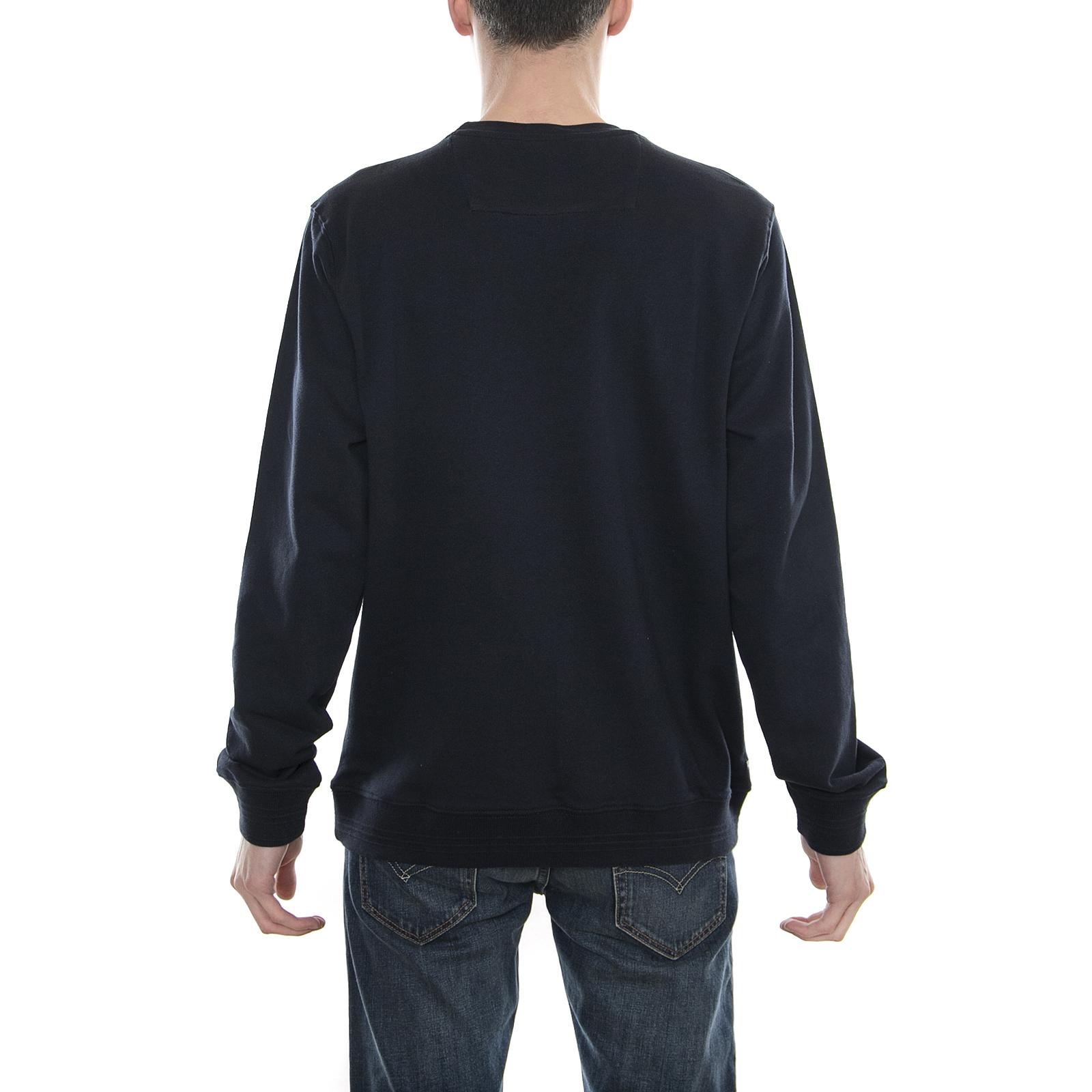 Weekend Offender Sweatshirts Bleu Frazier Bleu Sweatshirts Marine 9e4ad4