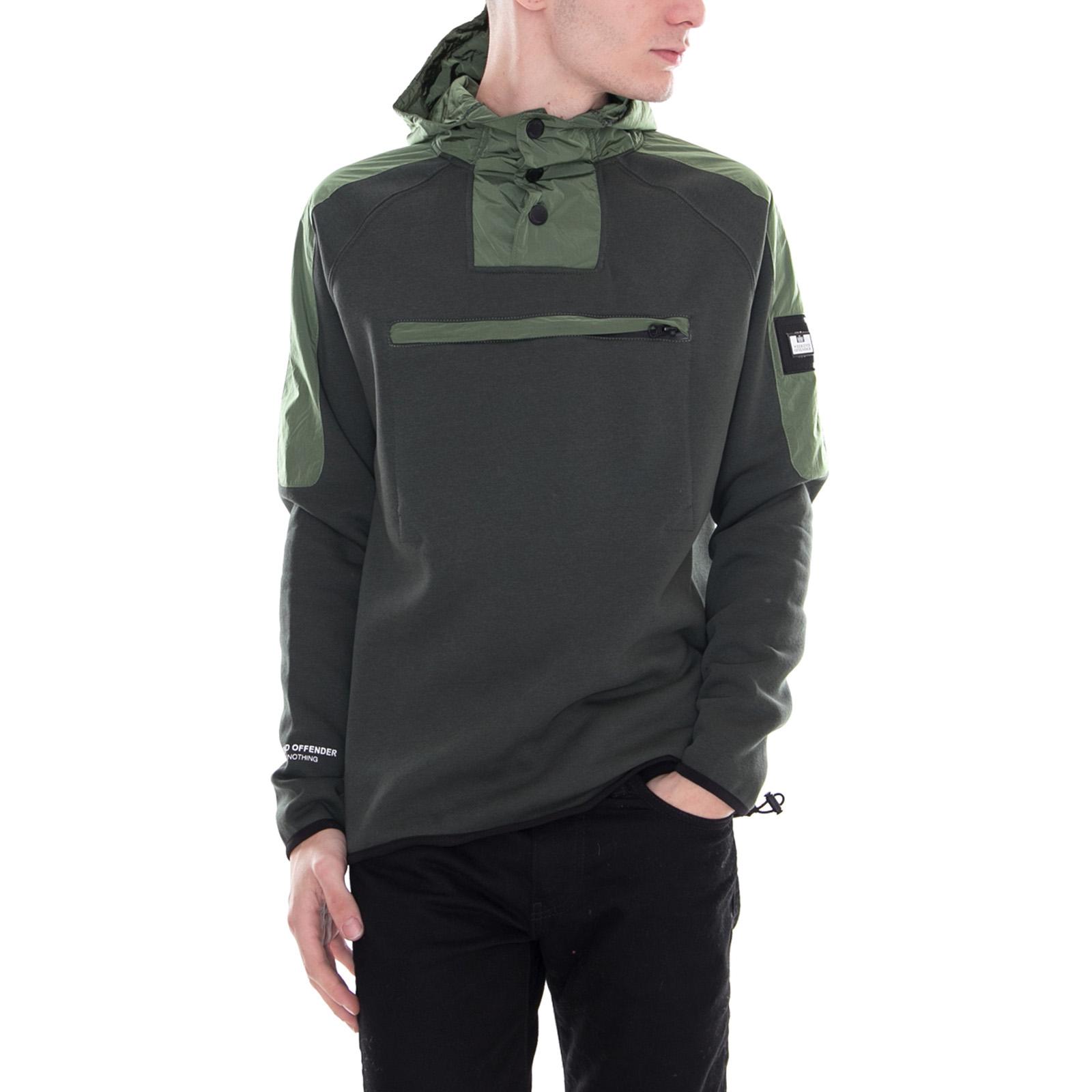e540aa1b65d99e Weekend Offender Sweatshirt Sweatshirt Sweatshirt Charles Fichte Grün Grün  e47f81