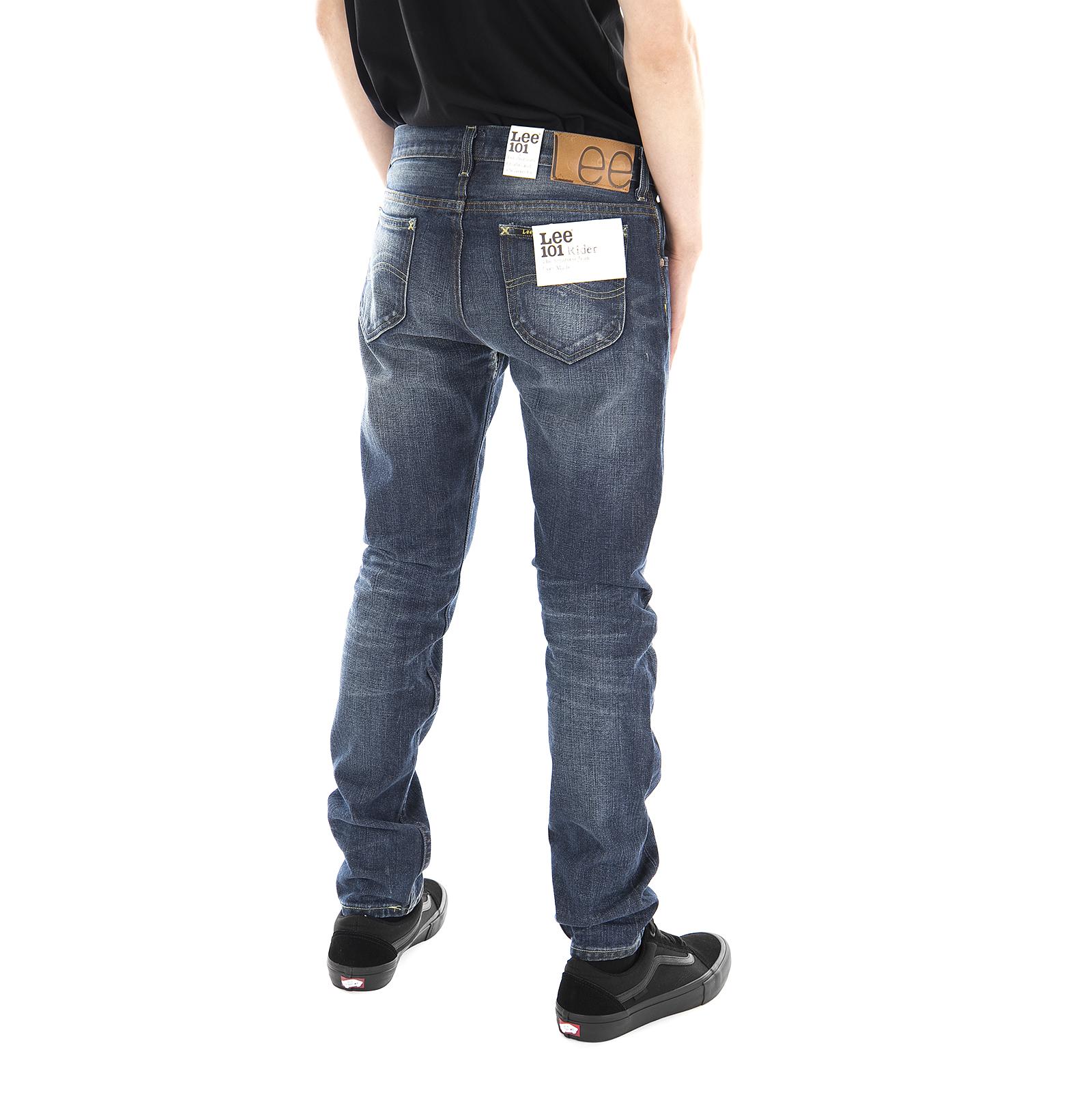 Nights Jeans Rider Brooklyn Denim 101 Lee wxZqavTYv