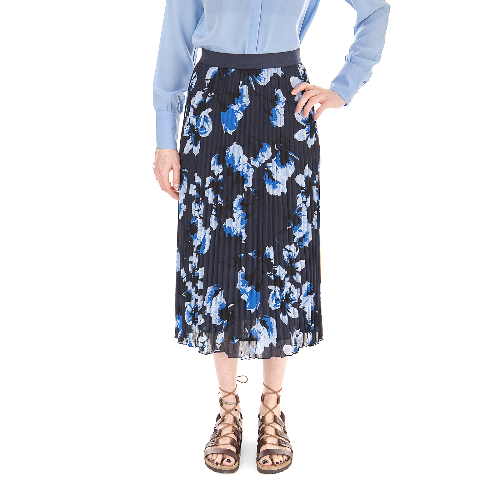 Minimum Gonne Chloe 0098 Dress blu blu