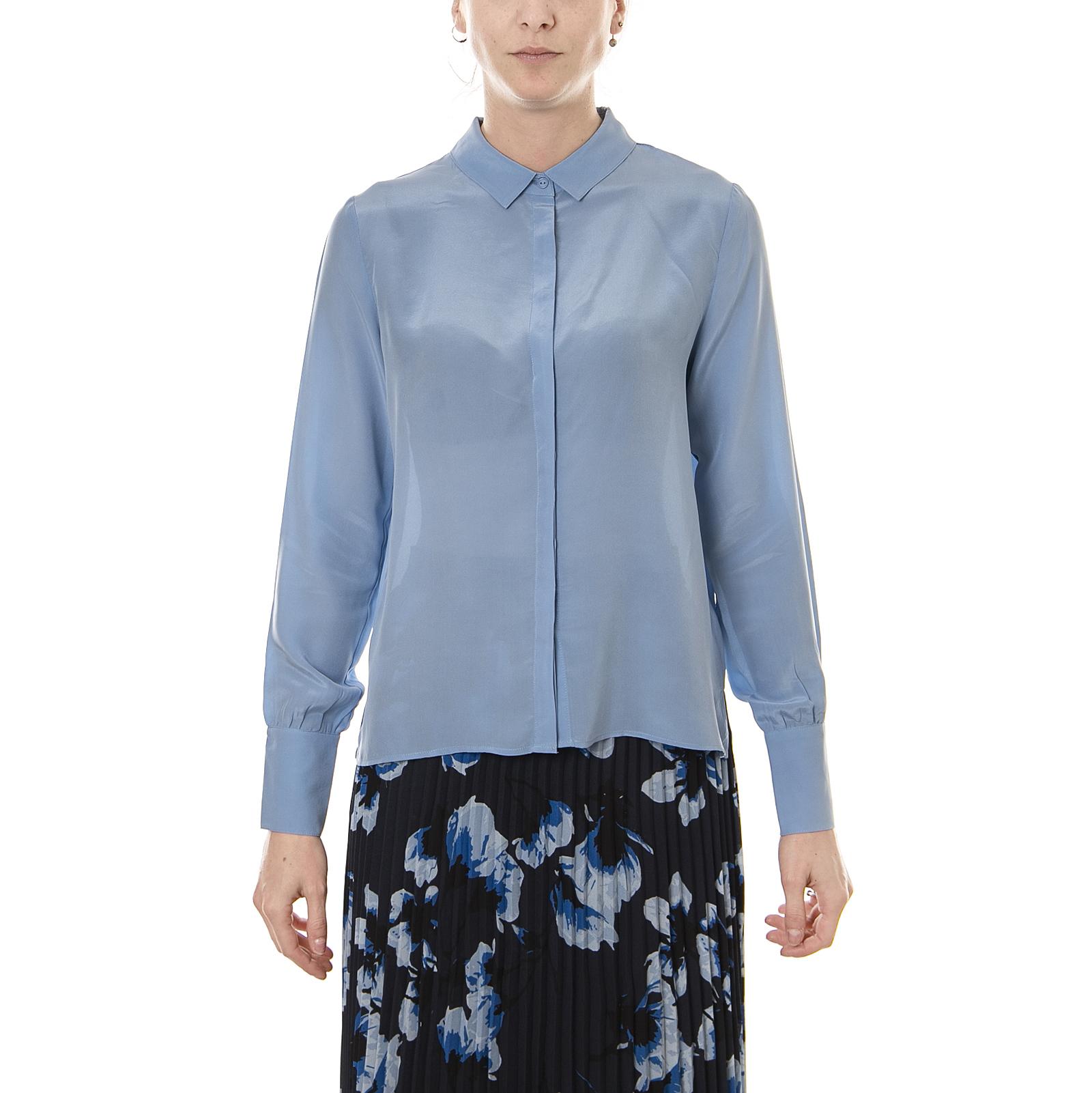 Minimum Camicie Dido 182 Allure Blau