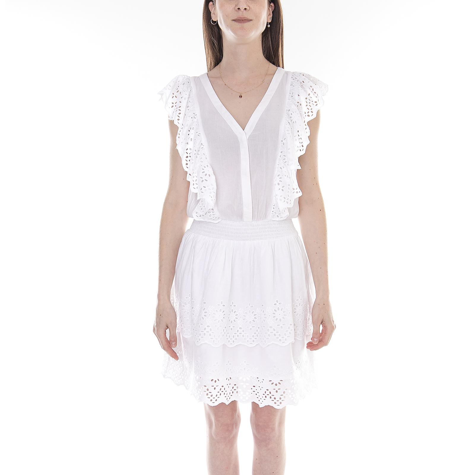 Minimum Vestiti Dian White Bianco