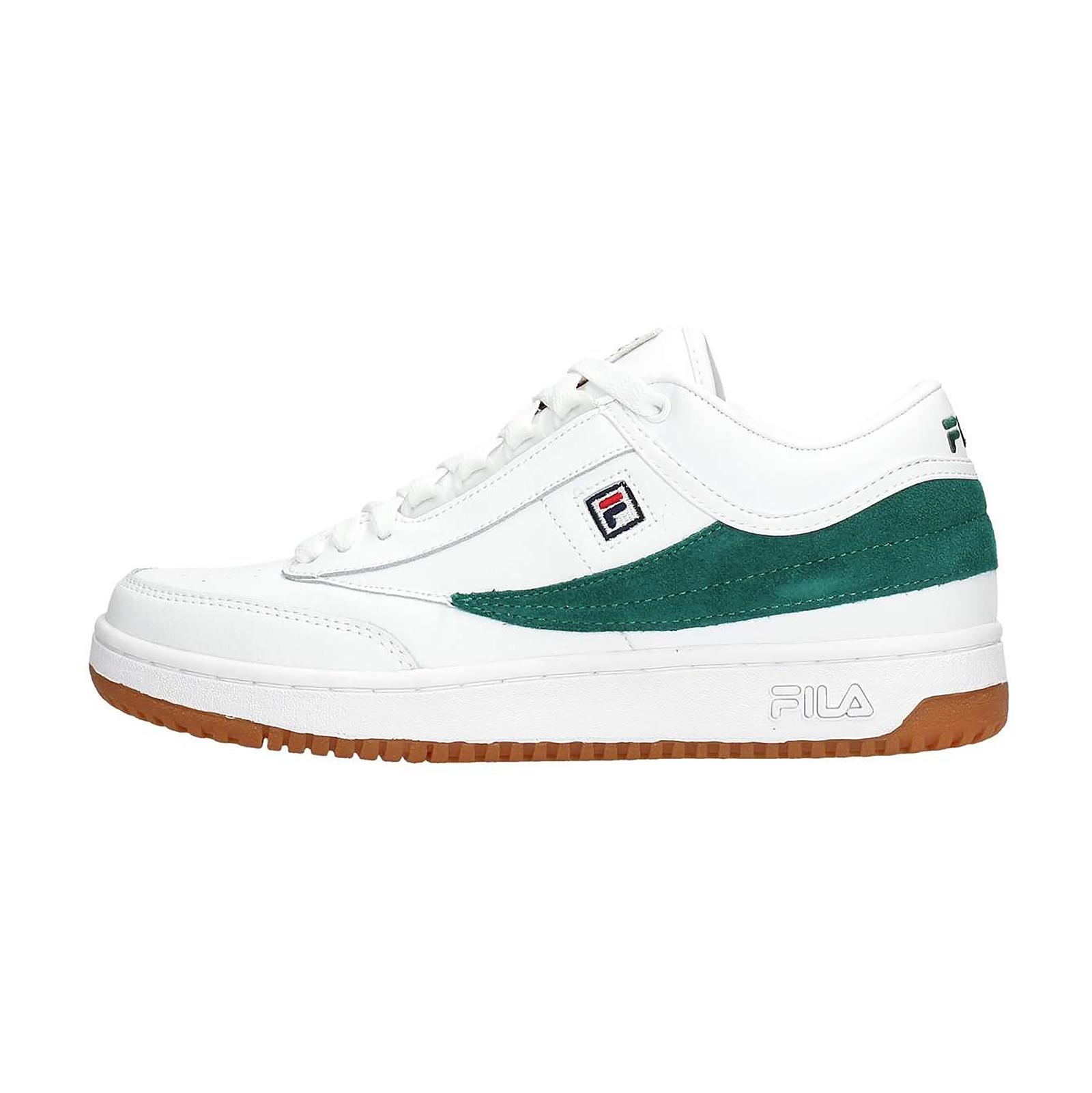 Fila Sneakers T1 Mid White / Shady Glade / Gum White