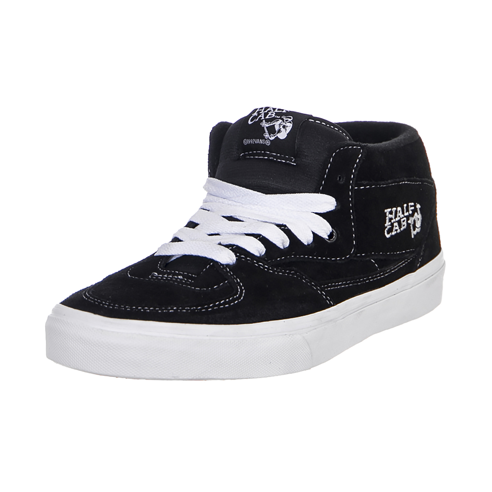 8b671bf5220 Vans Sneakers Ua Half Cab Black Black