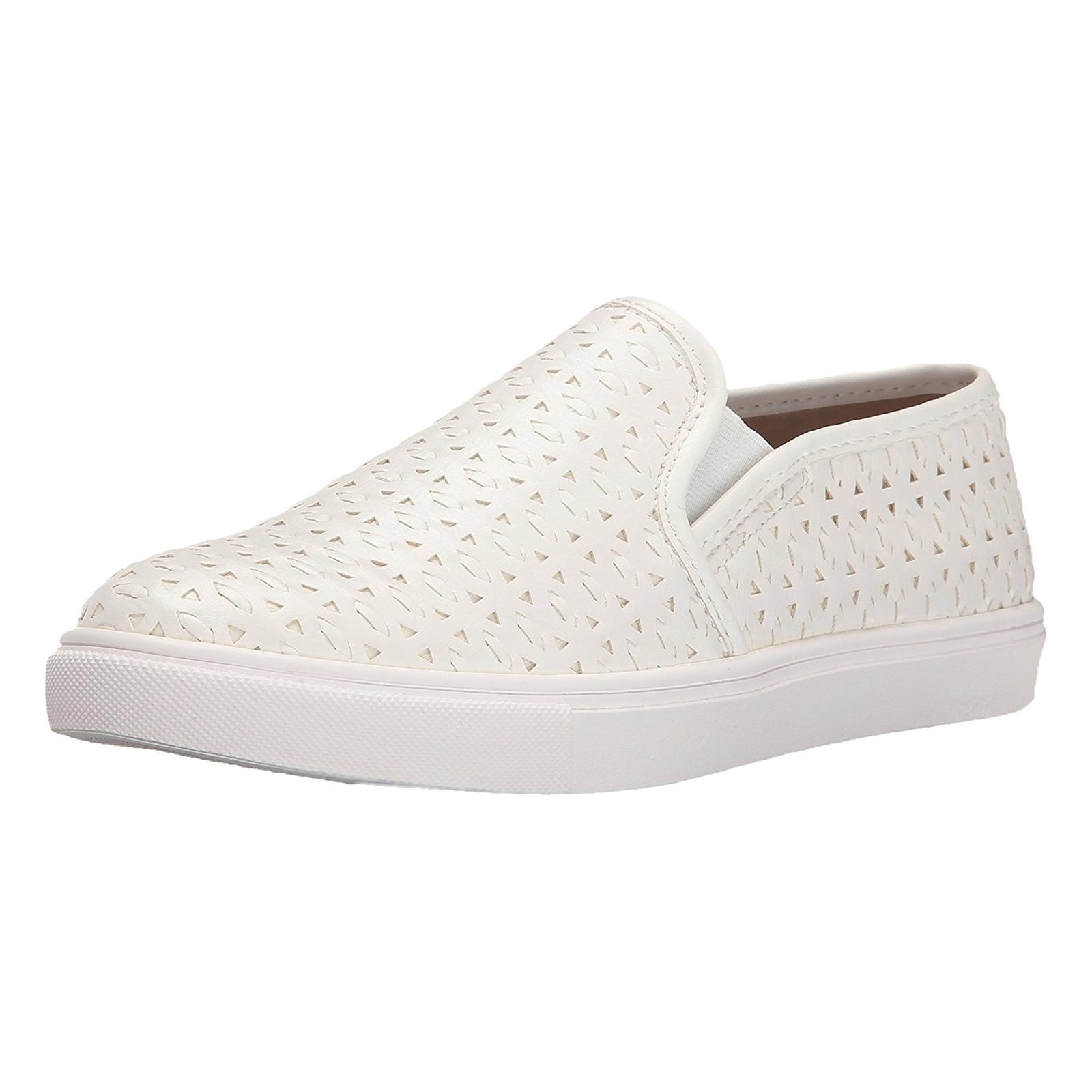 Zapatos promocionales para hombres y mujeres Steve Madden Sneakers Excel White Bianco