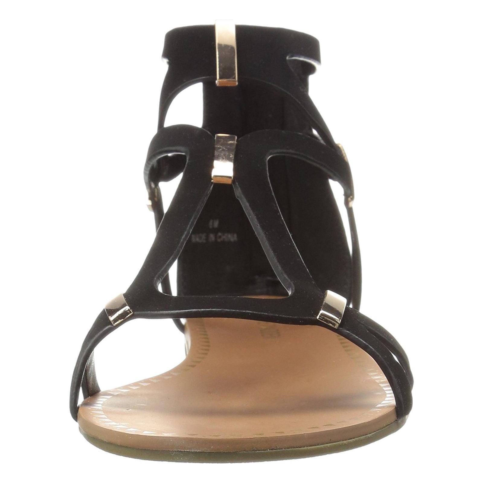 24c2449f9 Steve Madden Sandali Junyaa Black Nubuck Pu Nero 3cd391 - higrotemper.es