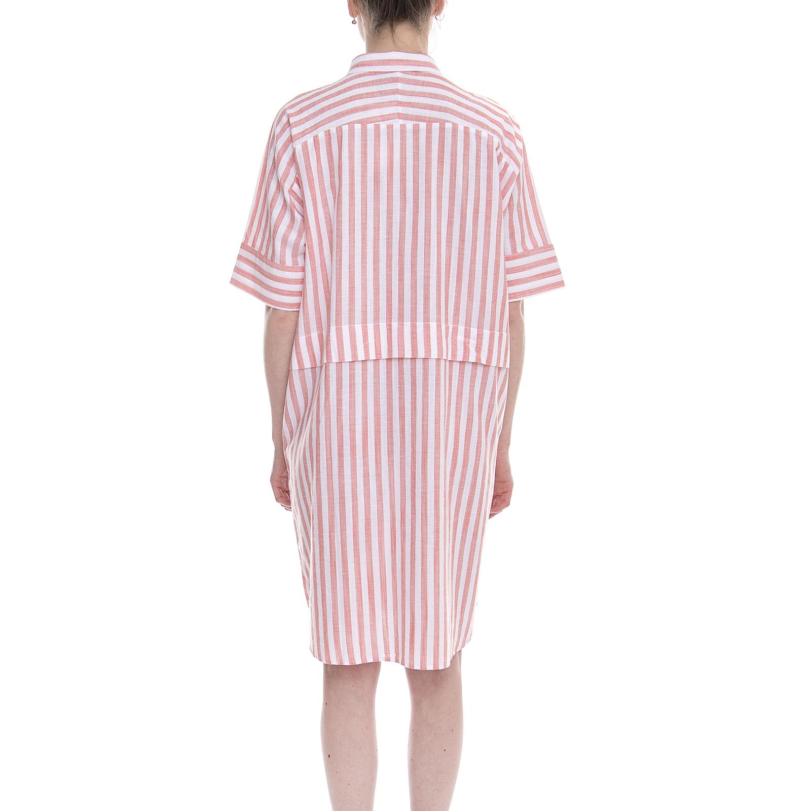 Dress stripe Sassa Vestiti O Ws Elvine Rosa qO0xtw