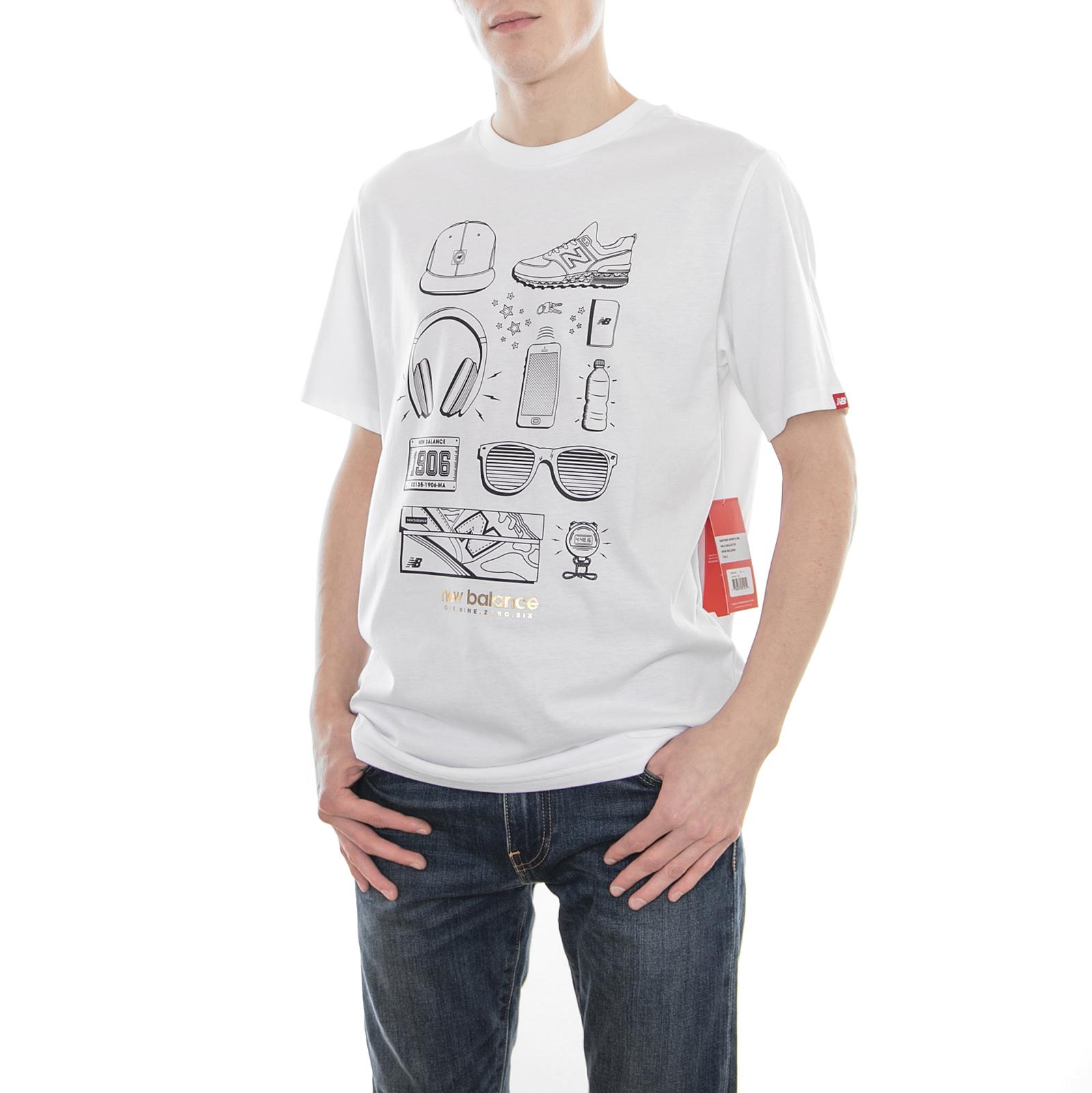 new balance t shirt
