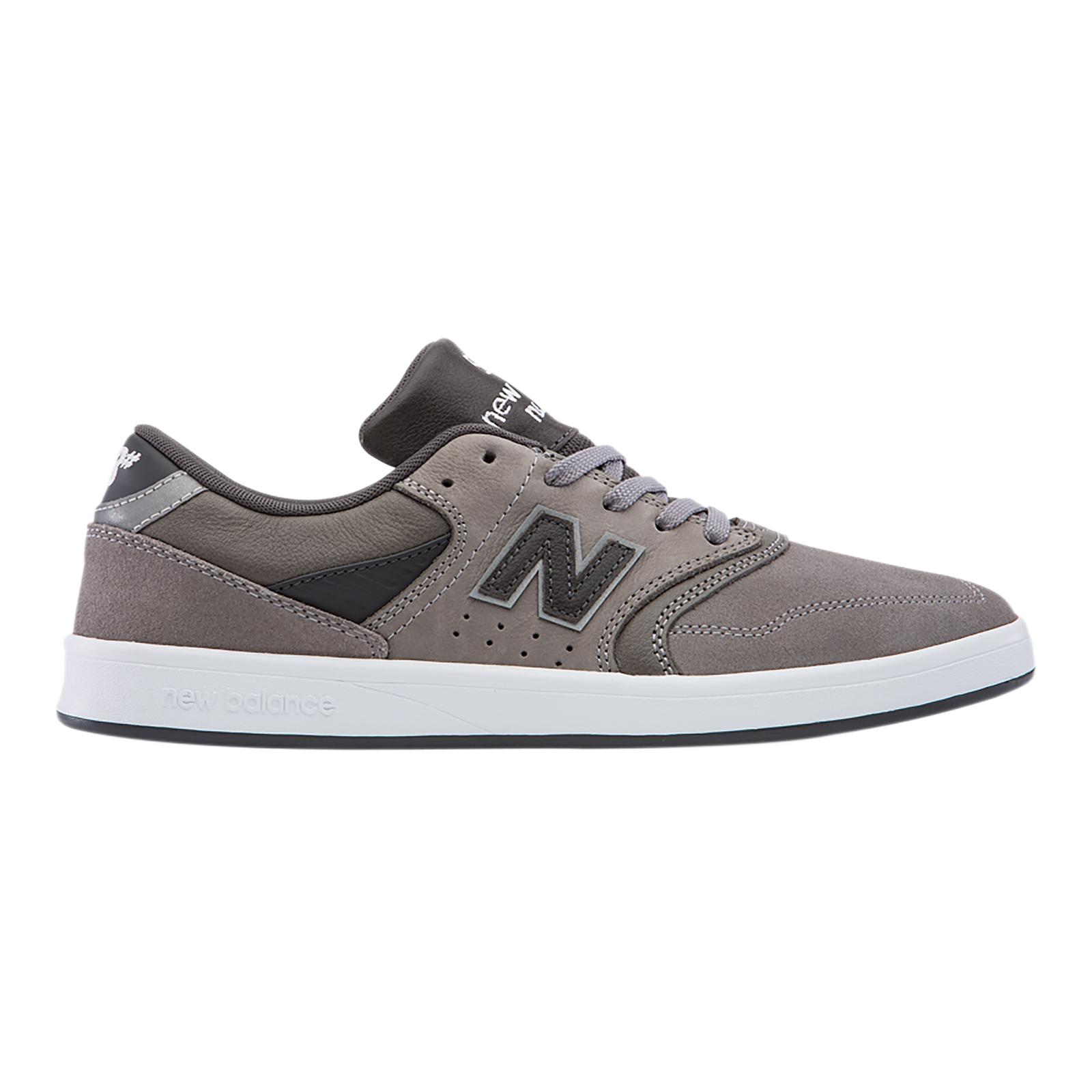 Daim Leather New Chaussure Gris D Numérique Skateboarding Balance xYF6FXaq