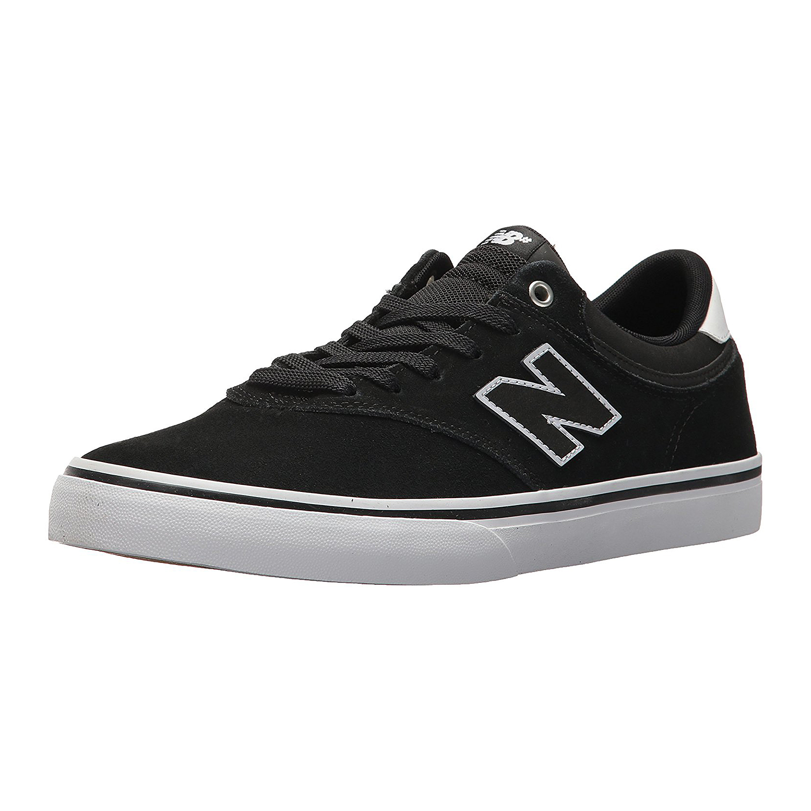 New Balance Sneakers Numeric Skateboarding Noir/Blanc Suede Nero