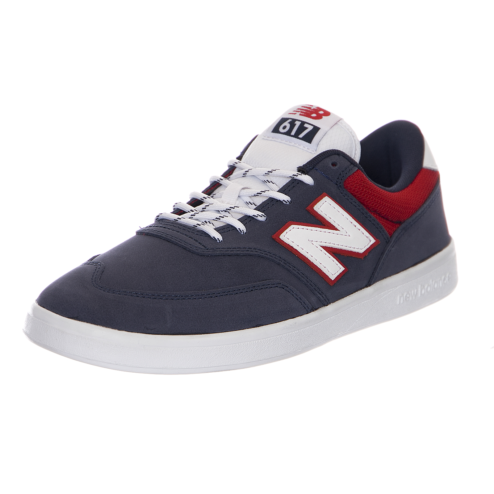 New Balance Scarpa Numeric Style Blue/Red Synthetic Pelle 2E  Blue Blue