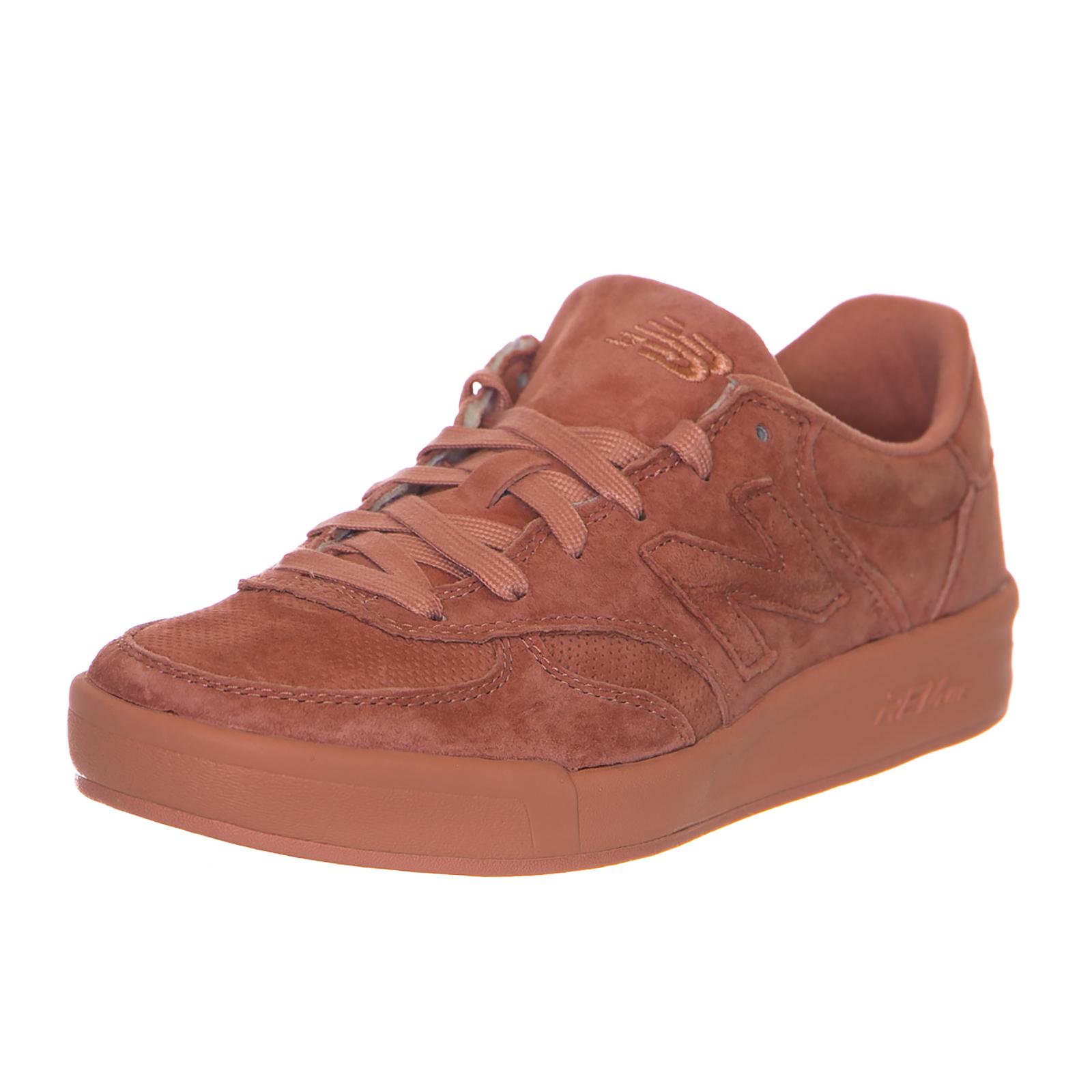 New Balance Chaussure Lifestyle Femme Daim/Perf. dépoussiéré Peach Orange Orange