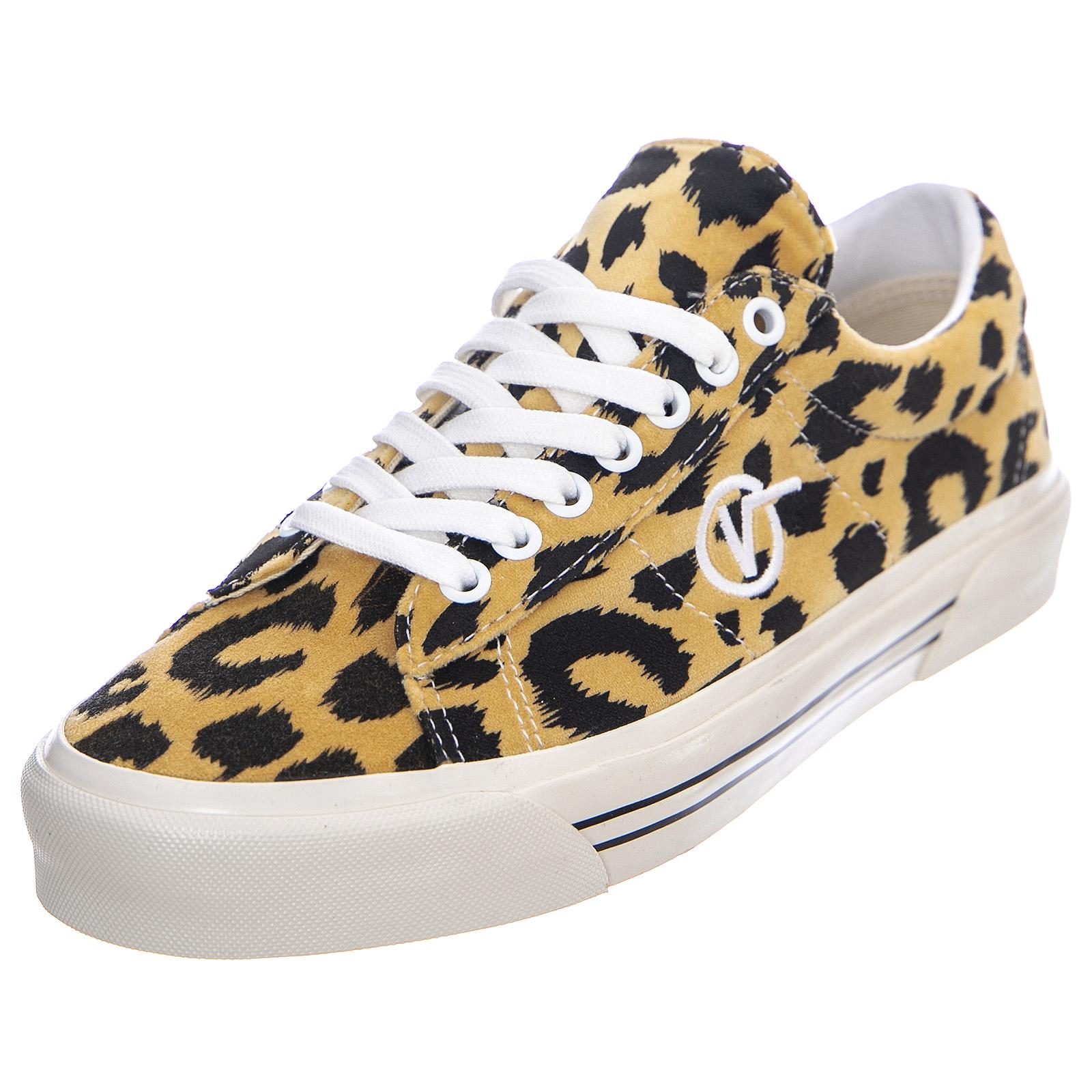 vans homme leopard