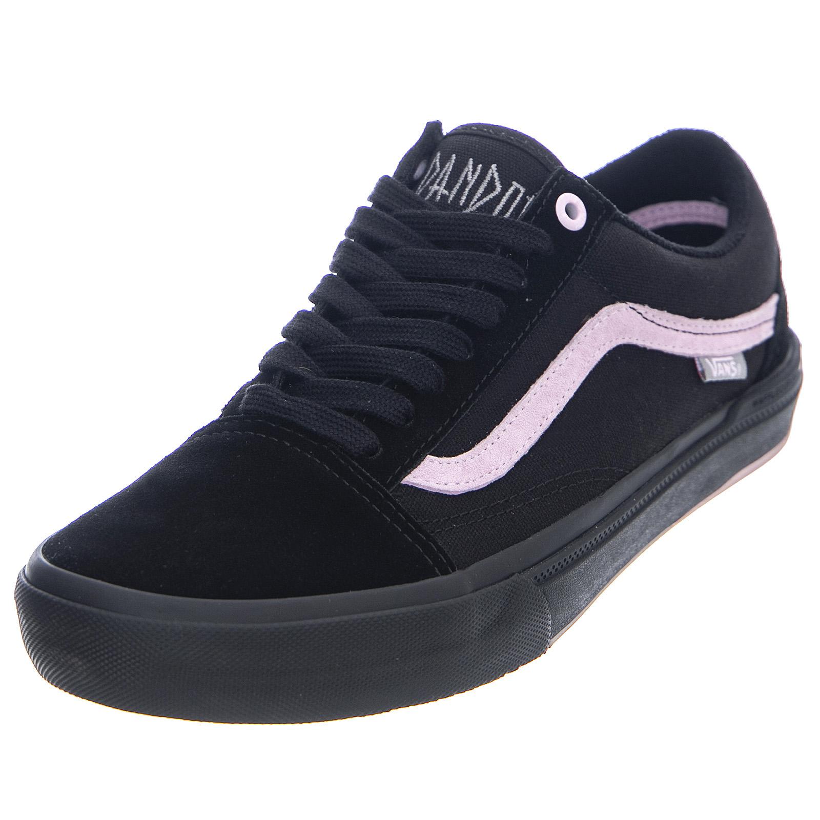 Détails sur Vans Mn Matthias Dandois Alte Skool Pro BMX Black Rose Chaussure Basses