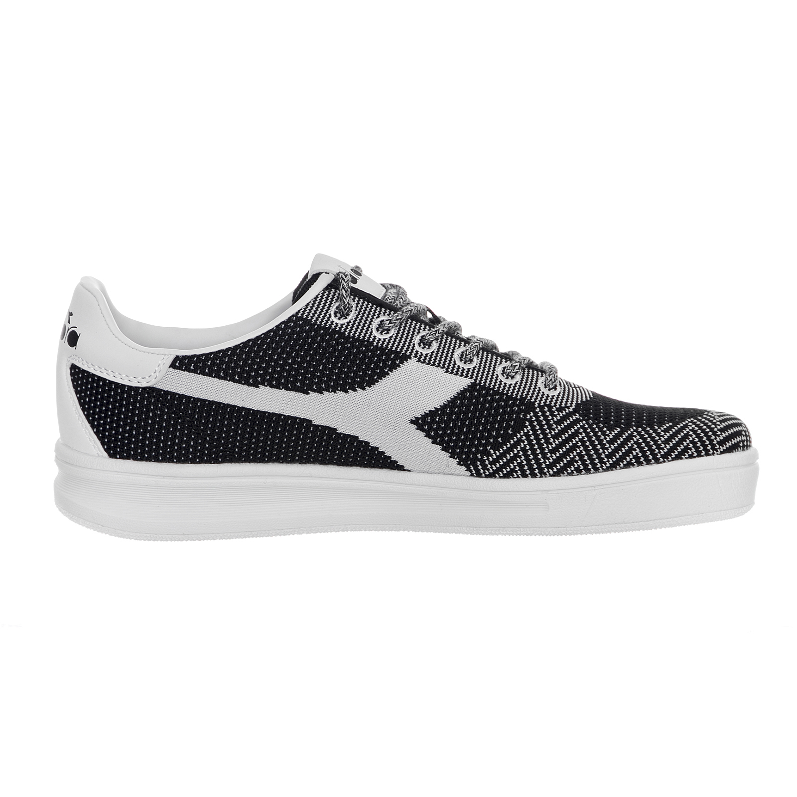 White Black elite Diadora Sneakers Weave Nero B qxSIXIwR