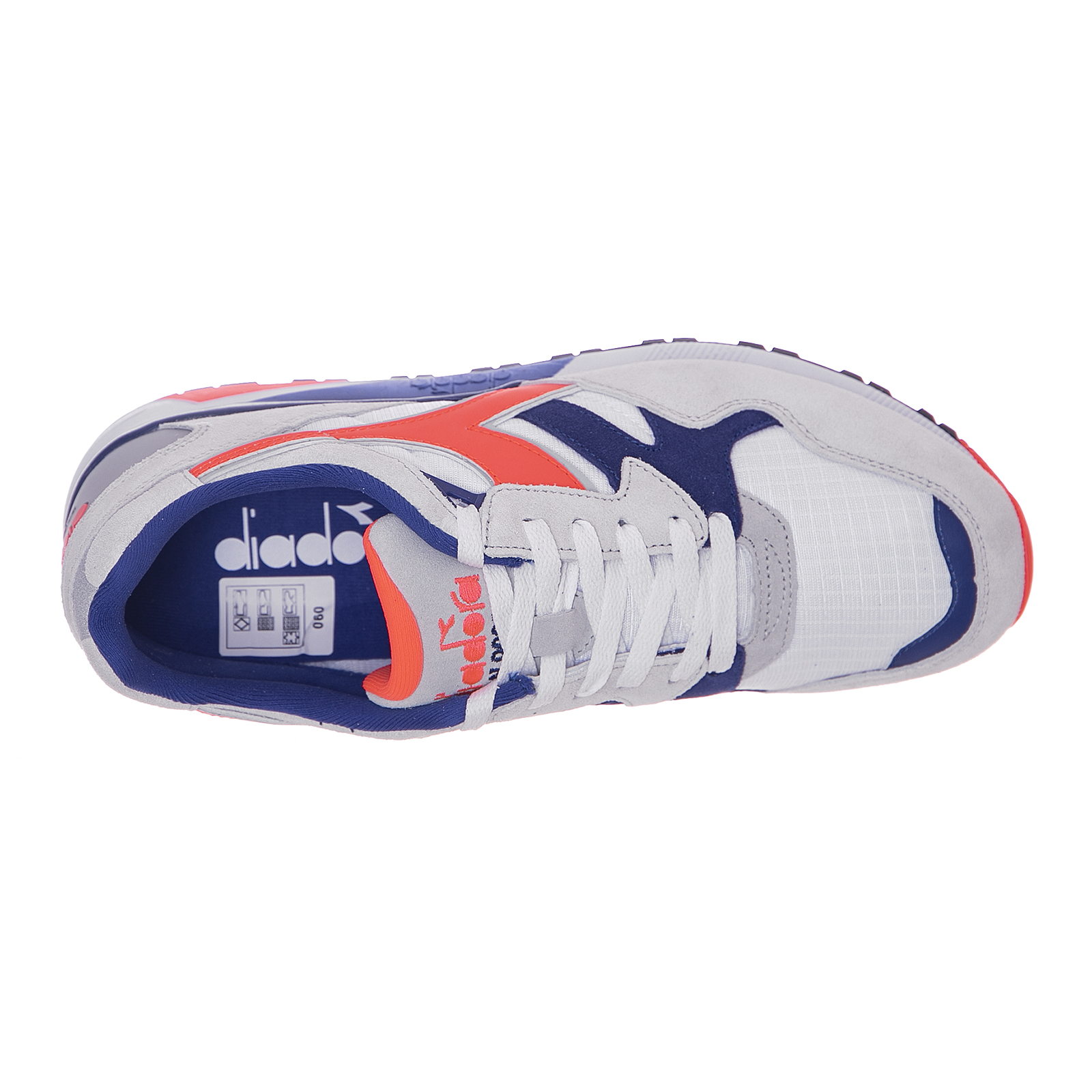 Diadora Blanco Sneakers N9002 Blanco Blanco Diadora 14582d