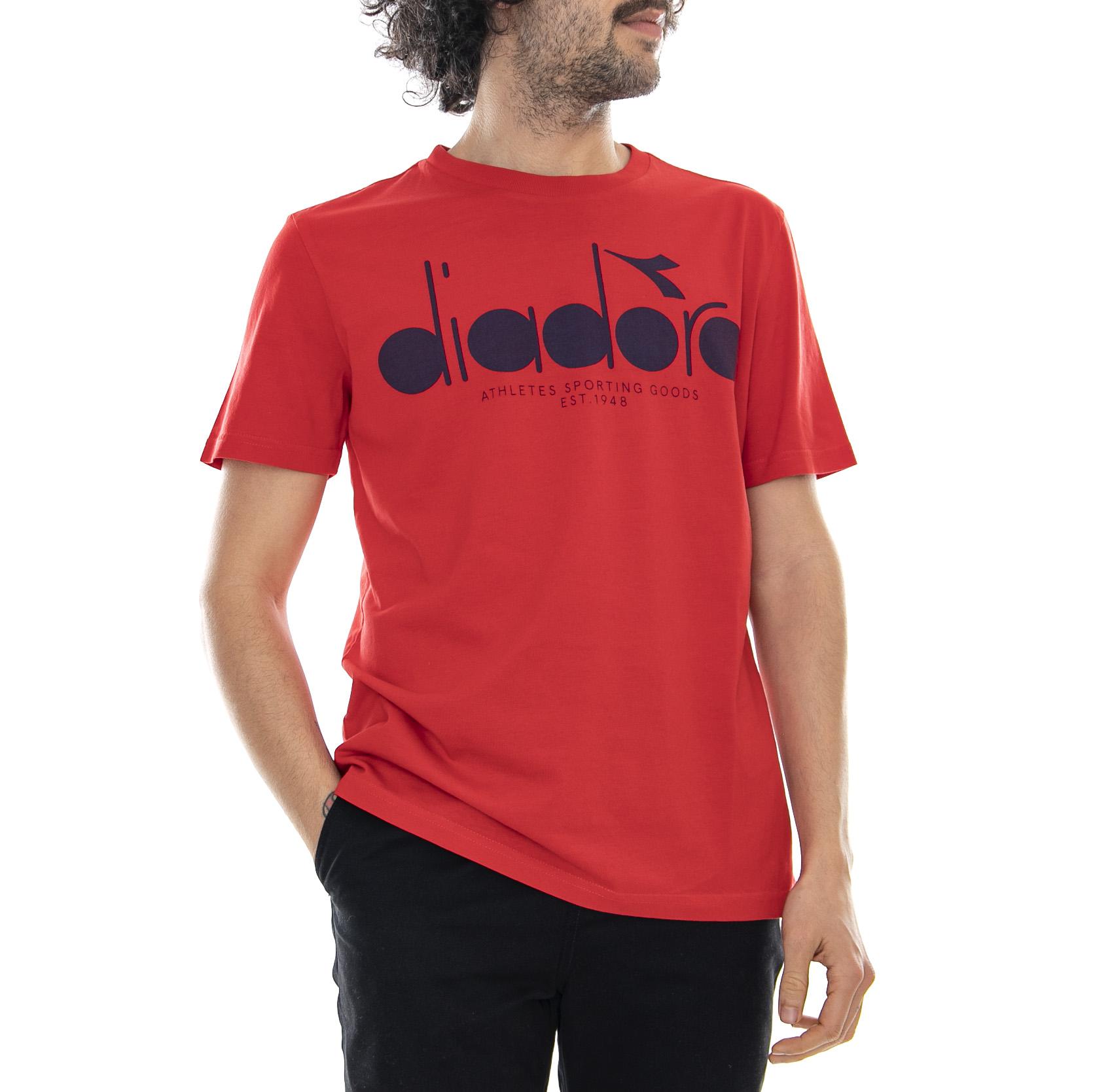 DIADORA T shirt girocollo Uomo