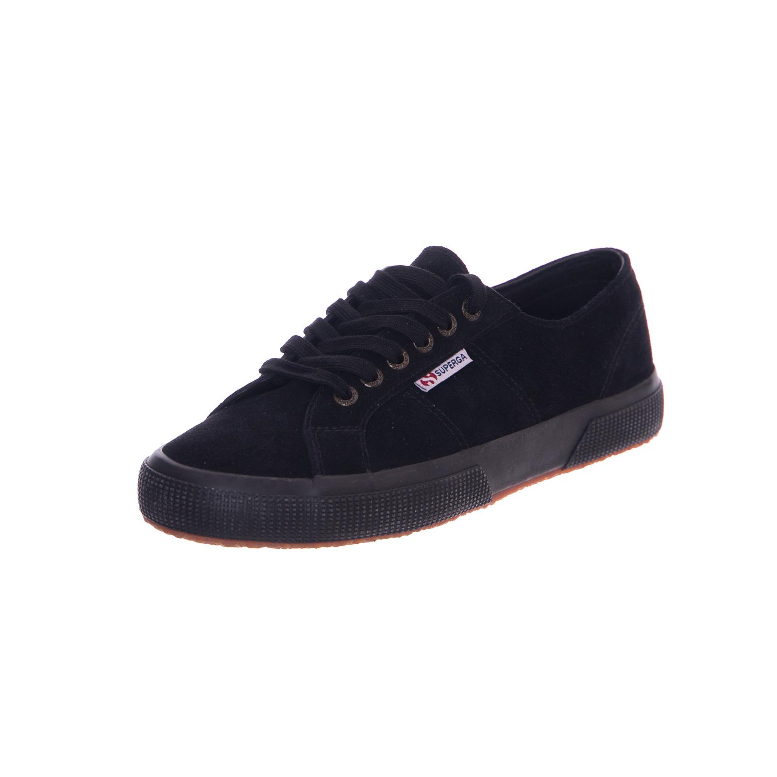 Superga Sneakers Sueu Black black