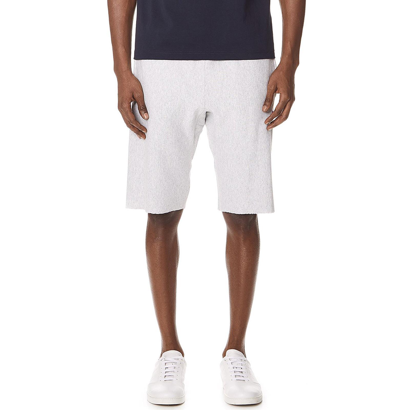 Champion Shorts Bermuda Sweatshirt Loxgm White