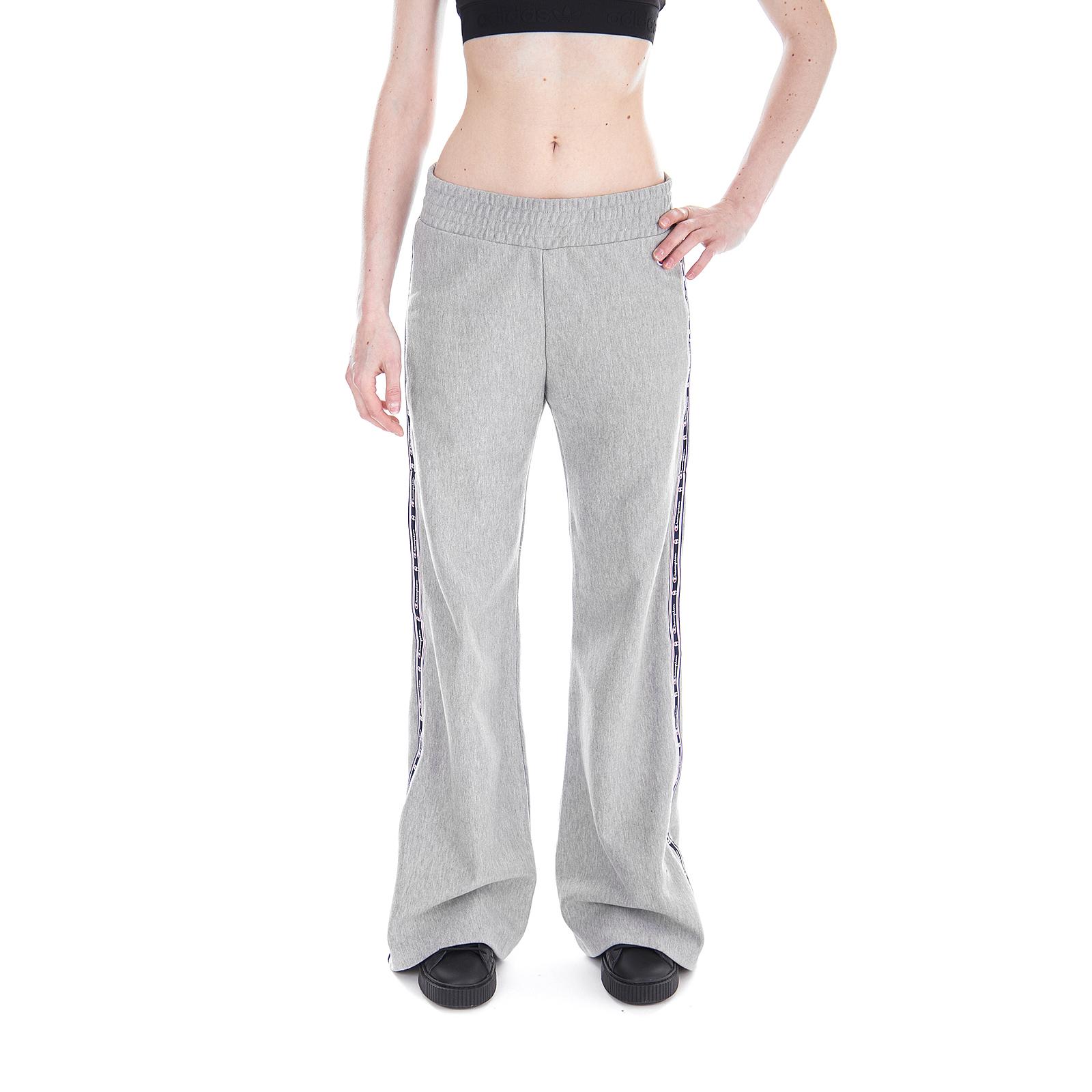 Champion Pantaloni Long Pants Oxgm Grigio
