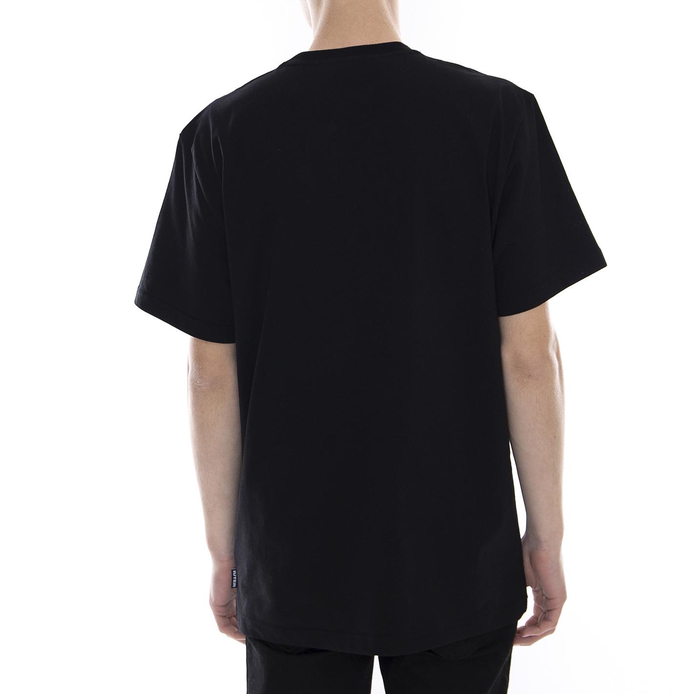 buy popular fab50 b8df5 Iuter Iuter Iuter t-shirt double nepal tee nero nero 26da69 ...