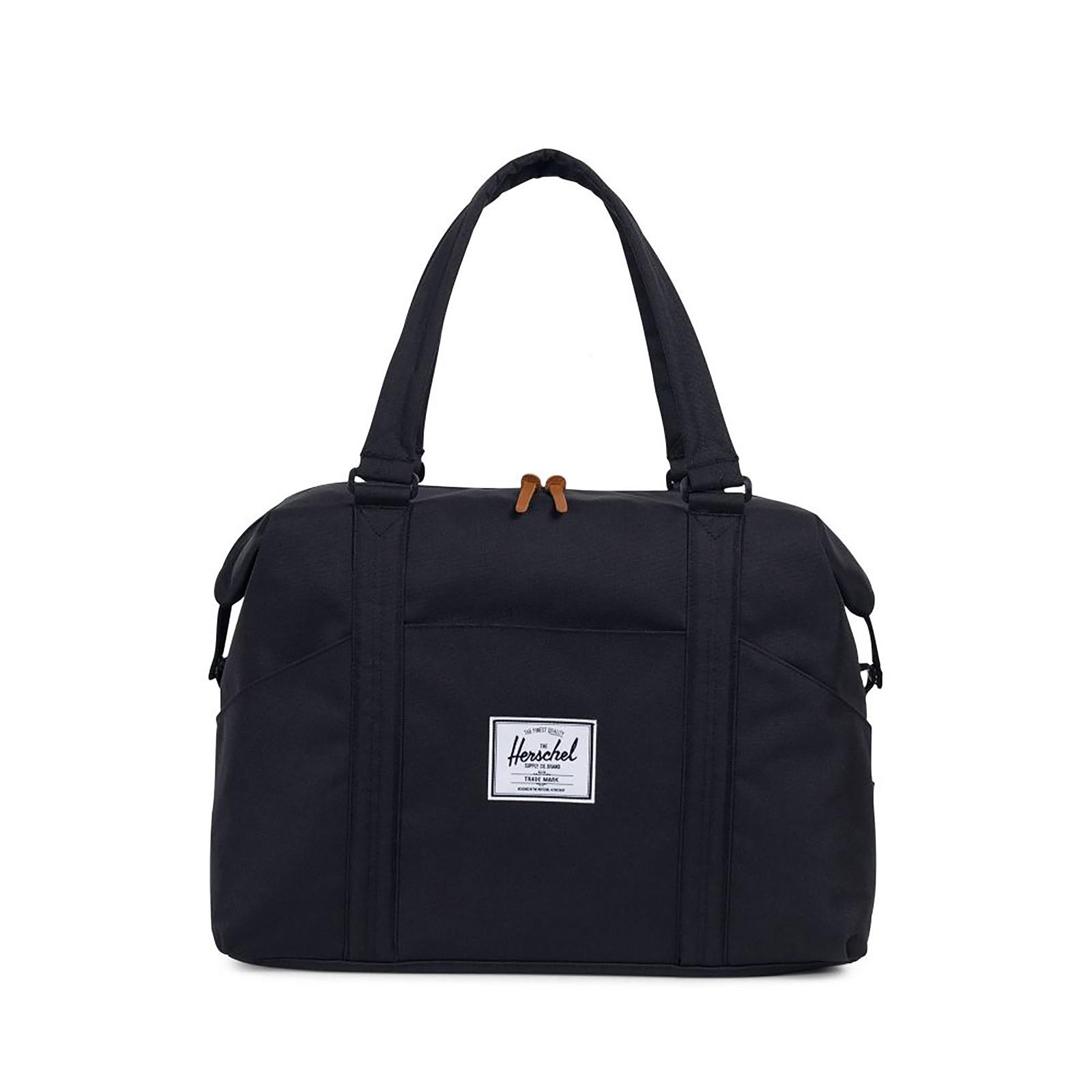 bags shoulder strand black black
