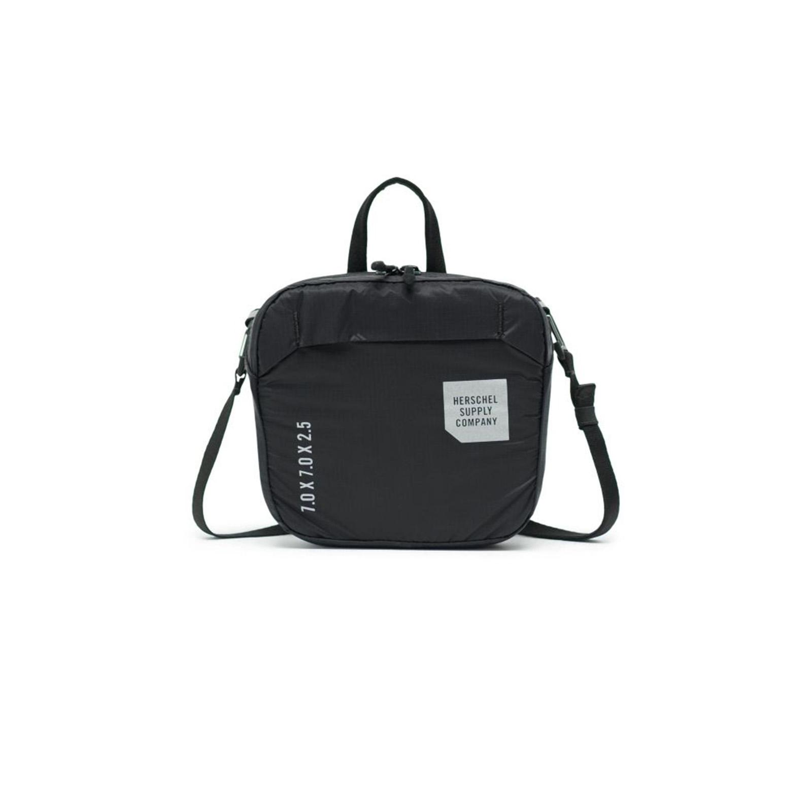 Herschel Ultralight Crossbody Black - Shoulder Bag Black