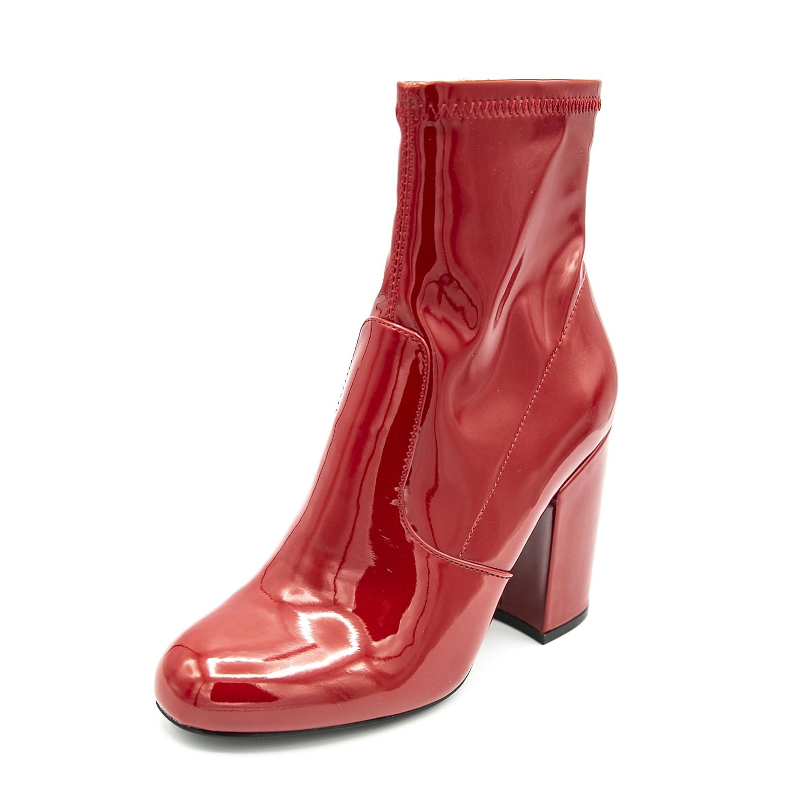 arquitecto Th Sombra  Steve Madden Gaze - Rojo - Botines Mujer Rojo | eBay
