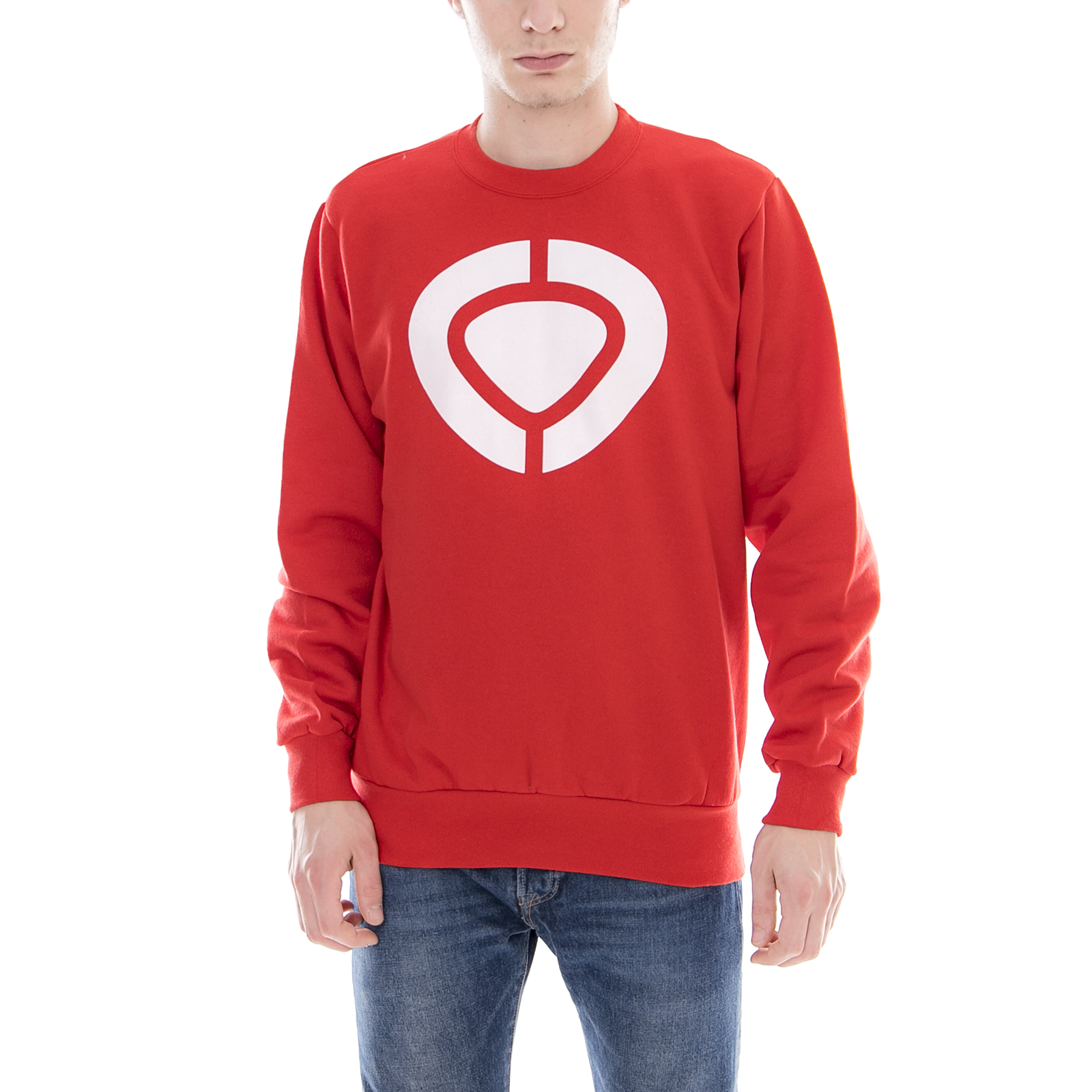 C1rca Sweatshirt Symbol Crew Rot
