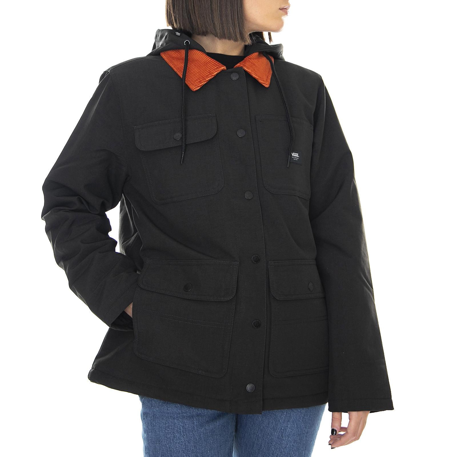 abrigo mujer vans