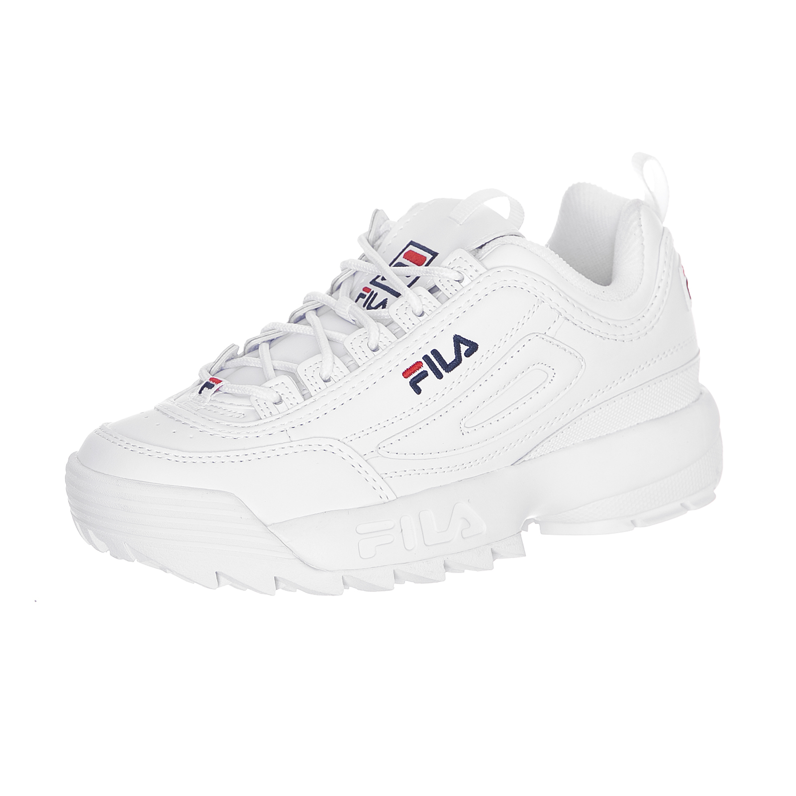 Details about Fila Sneakers Disruptor Low Wmn White White