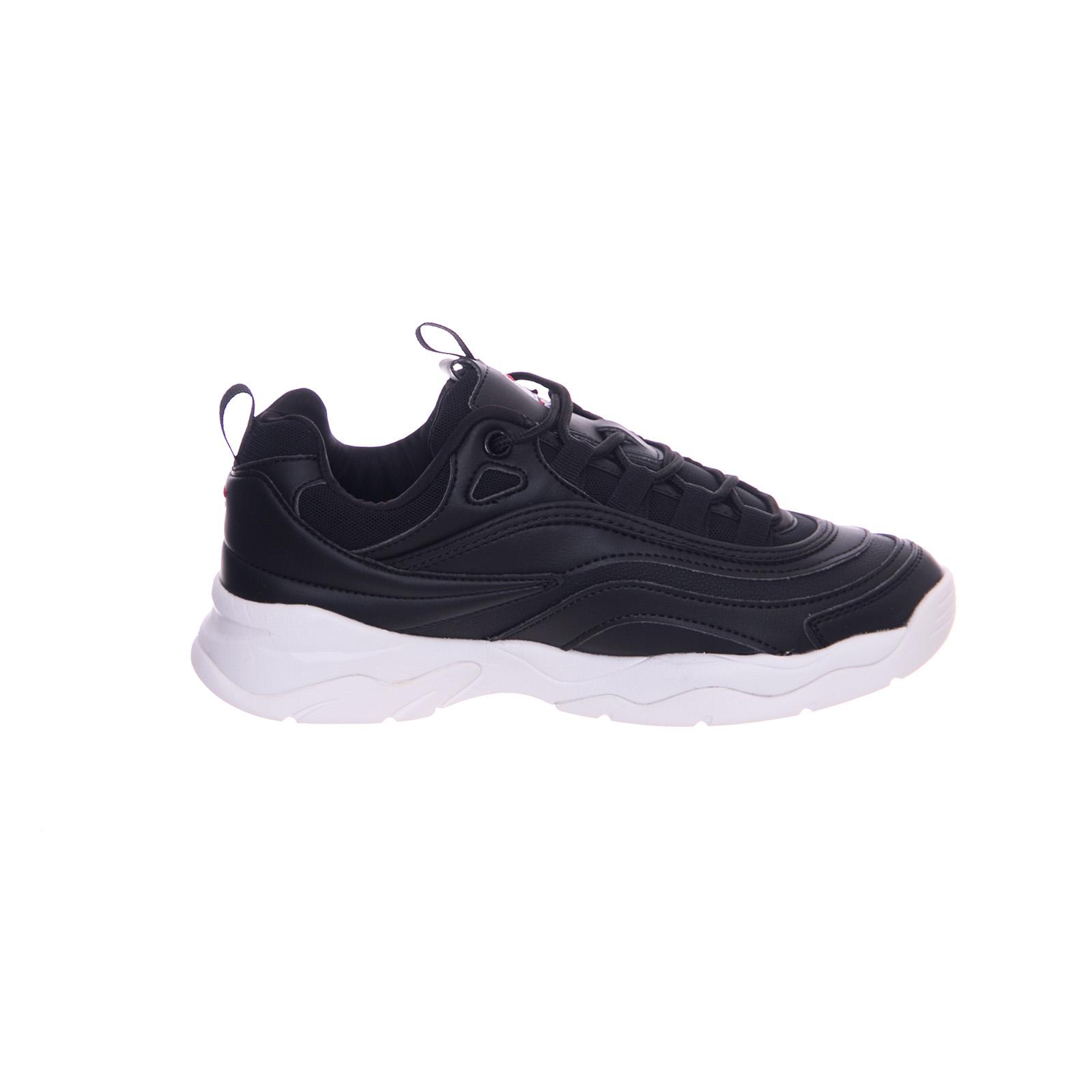 Low Ray Nero Black Fila Sneakers ETxSwnCqSg