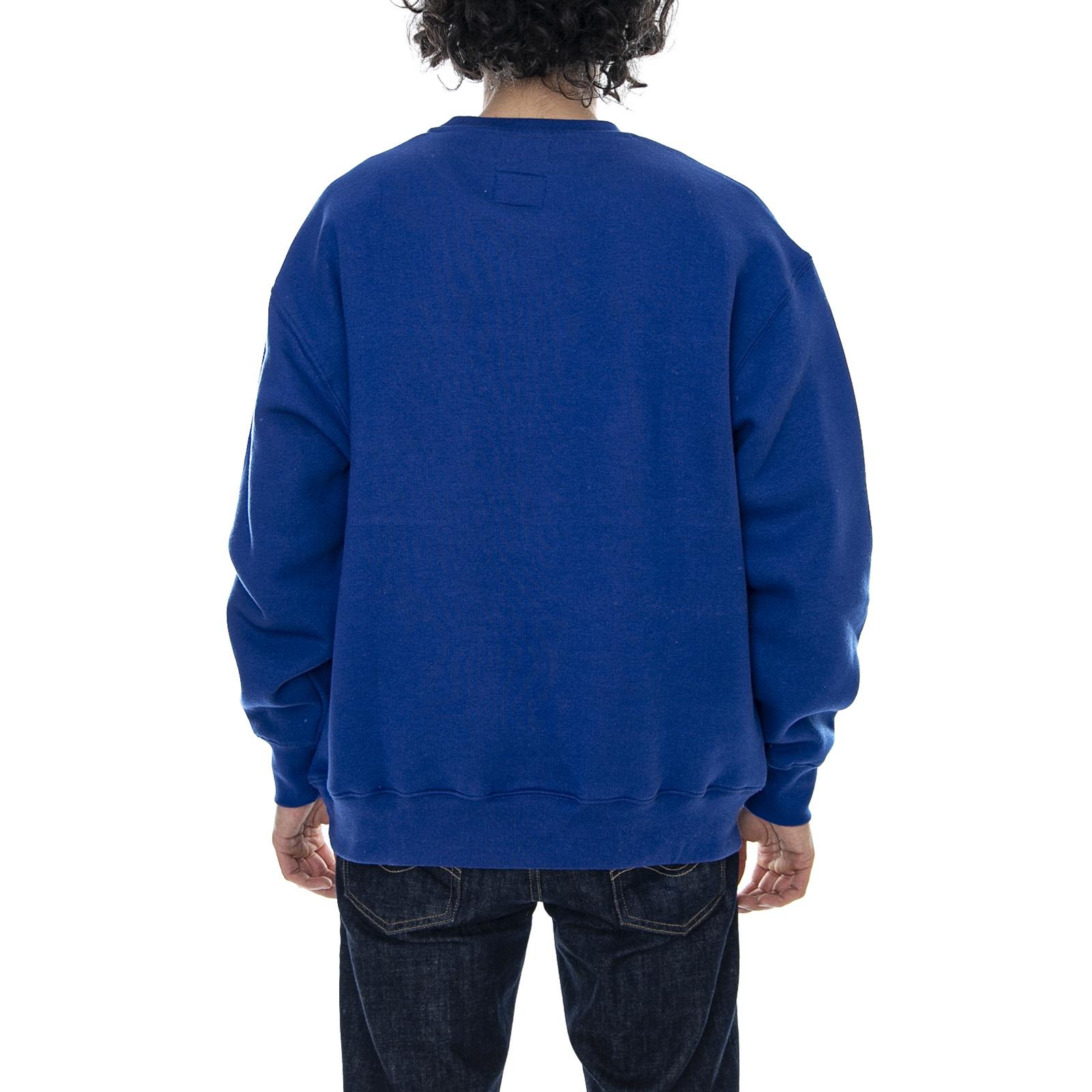 24c587642de002 Tommy Hilfiger Tjm Tommy X Coca Cola Crew - Blue/White Felpa Girocollo Uomo  Blue 3 3 di 3 Vedi Altro