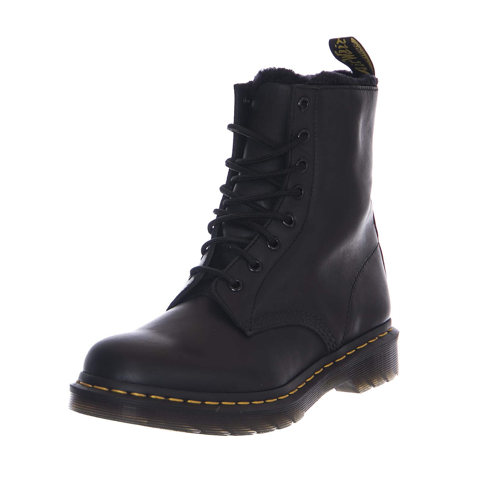 Grandes zapatos con descuento Dr.Martens Botas Serena Black Cartagena - 8 Ojo Negro