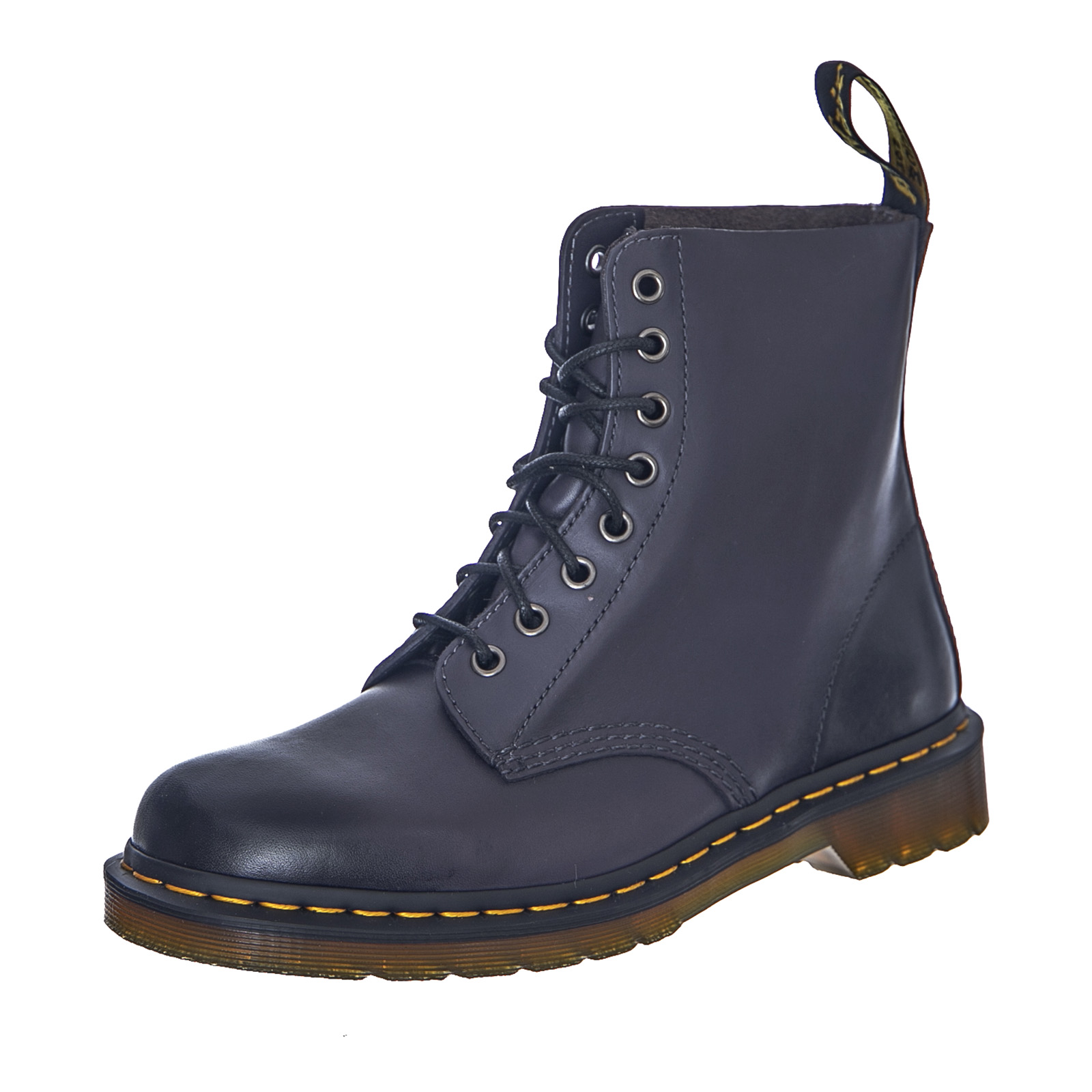 50% off huge inventory on sale Details about Dr.Martens Pascal Temperley - Charcoal - Women's Boots Violet