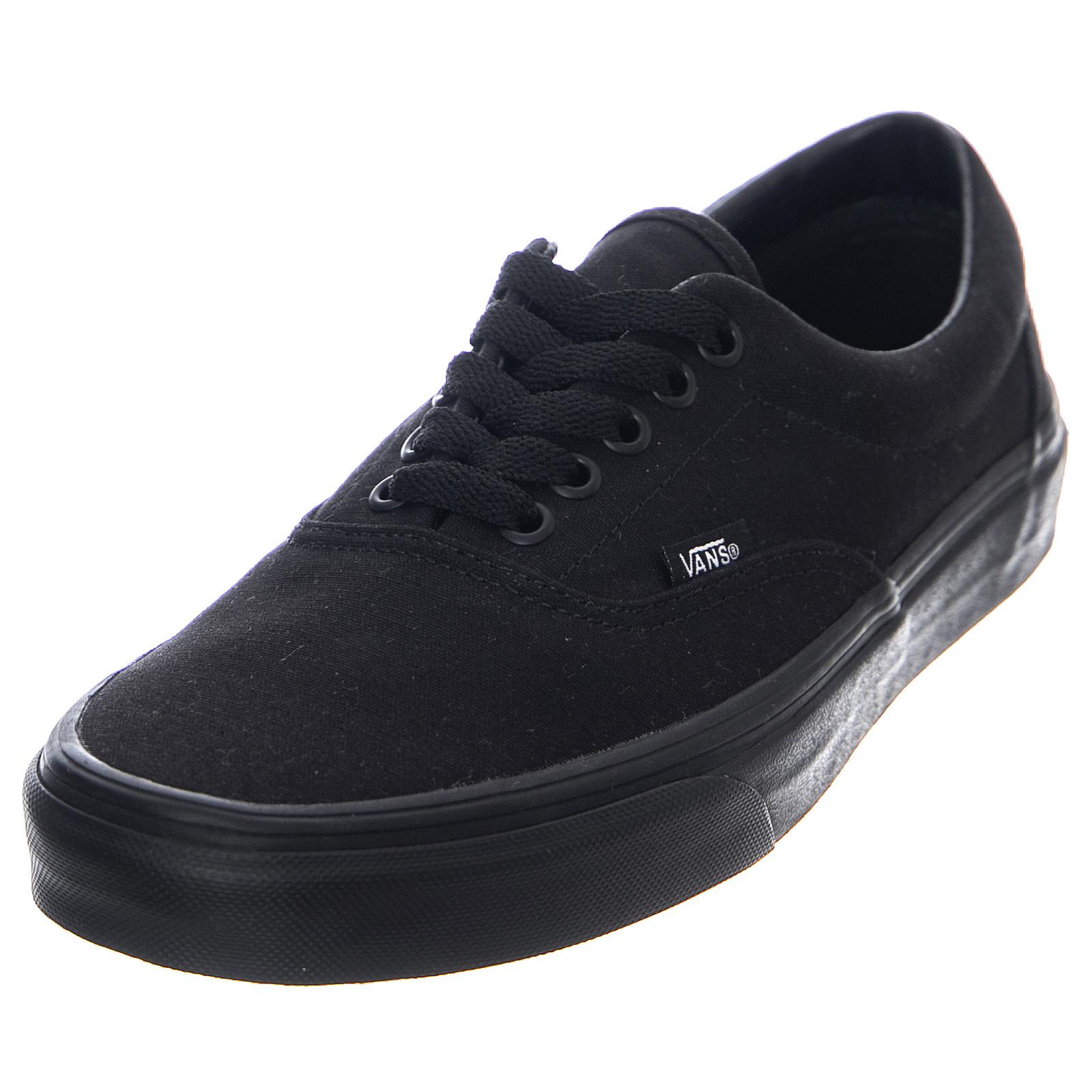 VANS Ua Era Baskets Black Chaussures Basses HommeFemme