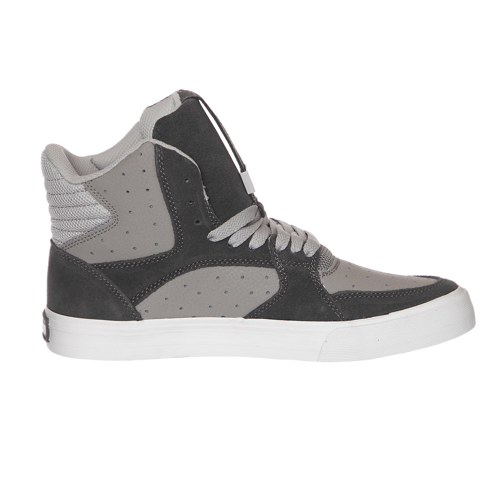 3000 Grigio Sneakers Vaider chiaro Bianco Supra TCBq1Anx