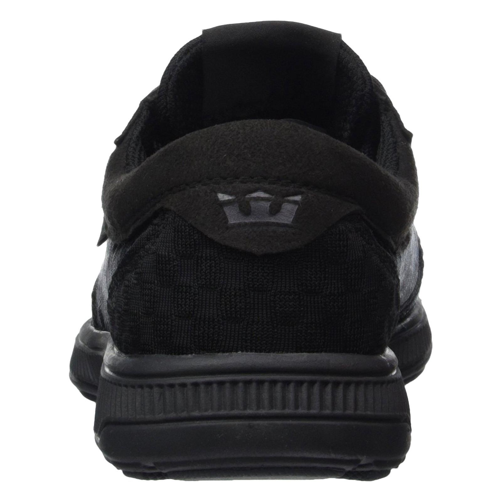 Supra Baskets Hammer Run Noir/Noir Noir/Noir Run Pierre angulaire noir cc8b5a