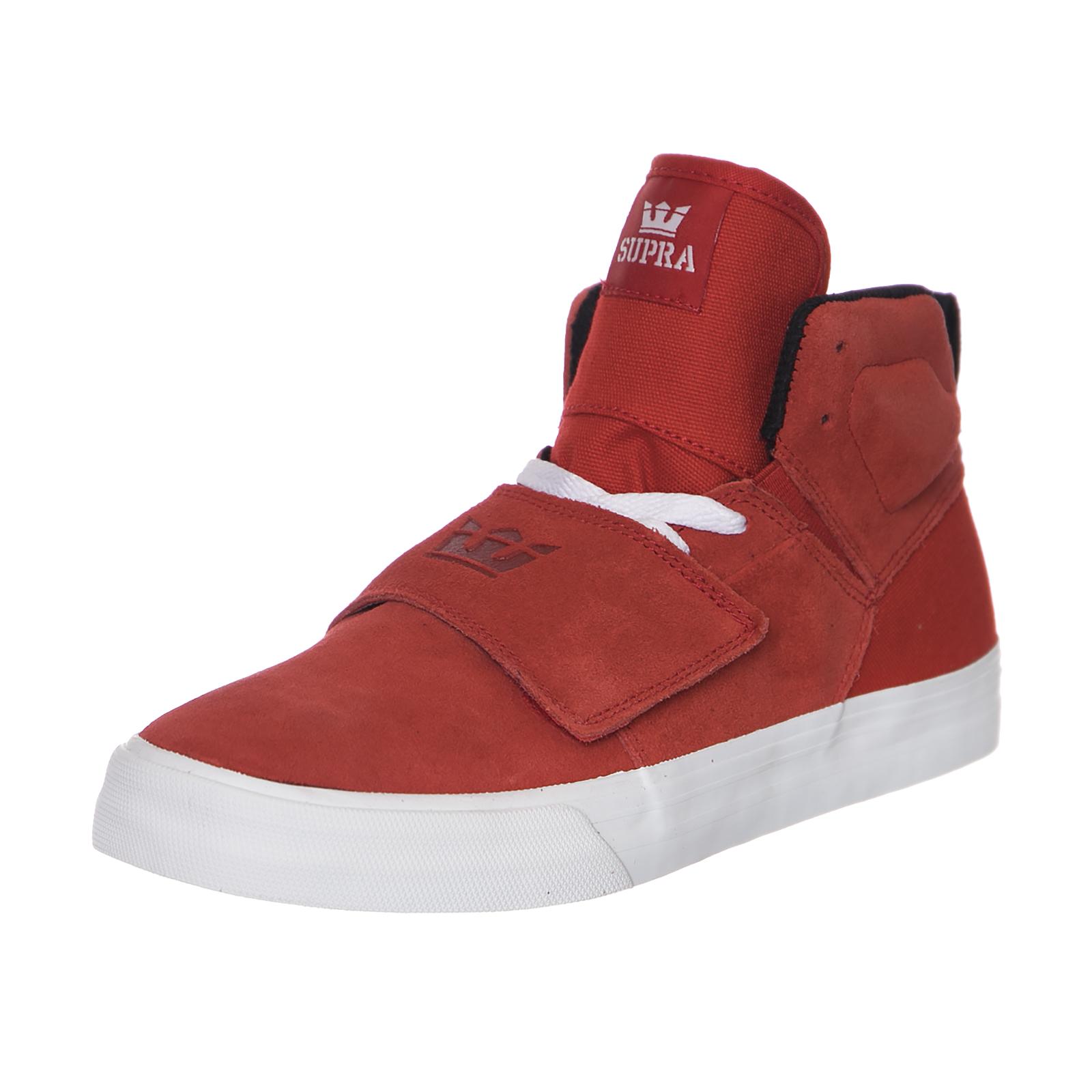 Supra  Rock Red/Navy-White Cornerstone Rosso