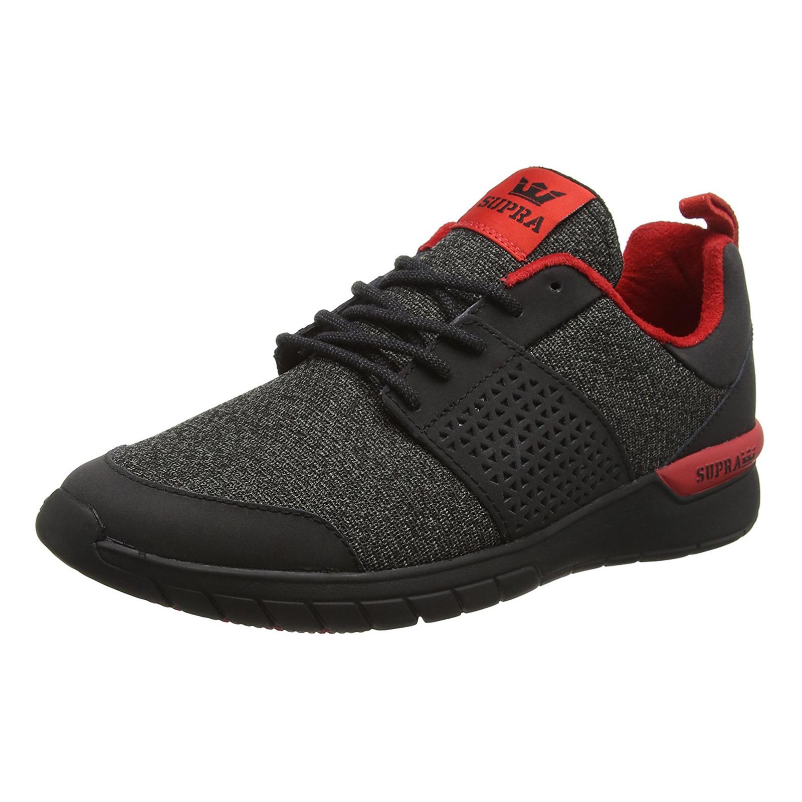 Estate Nero Sneakers rosso Nero Supra nero Scissor qaXdxT