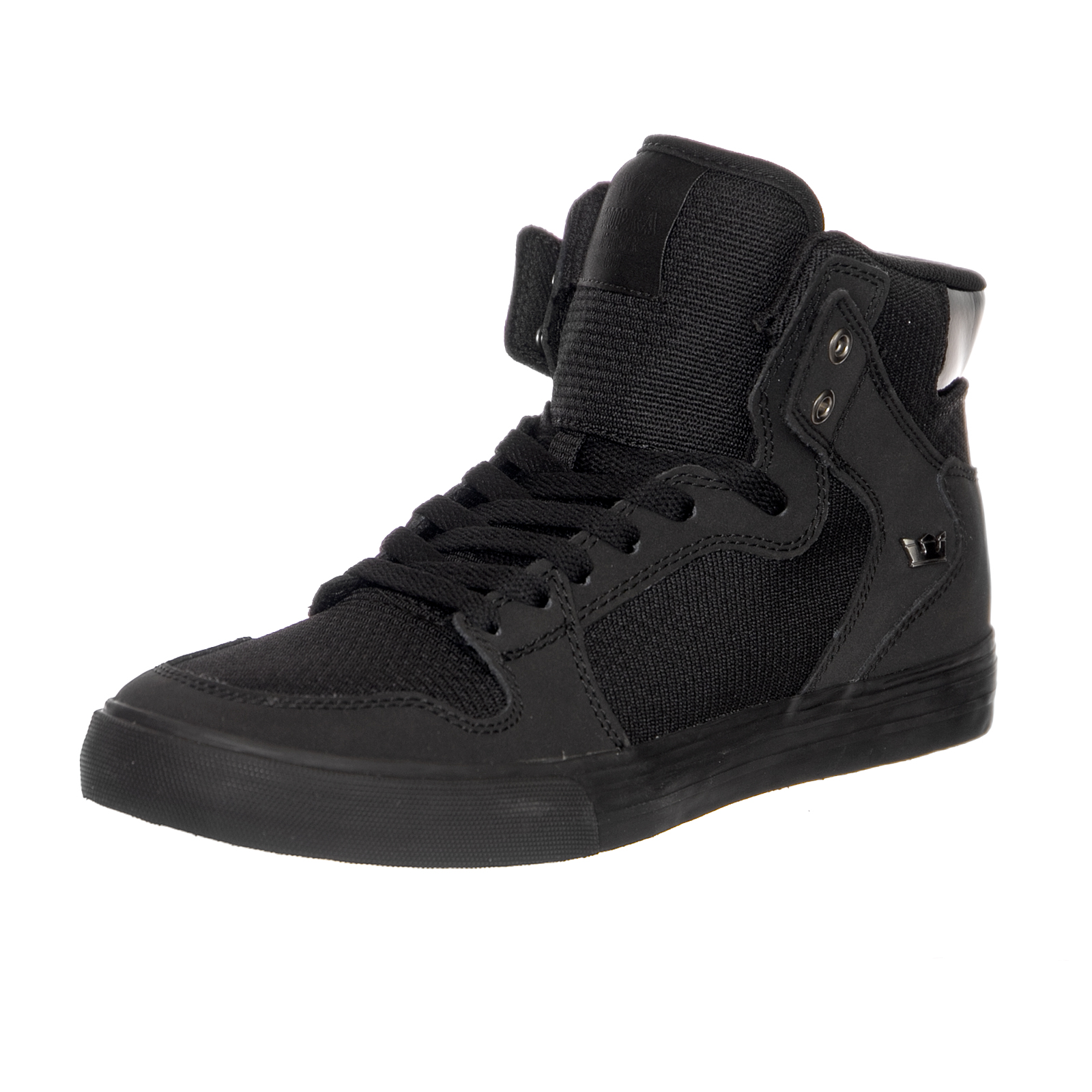 Supra Zapatillas Vaider Negro-Negro Piedra angular negro