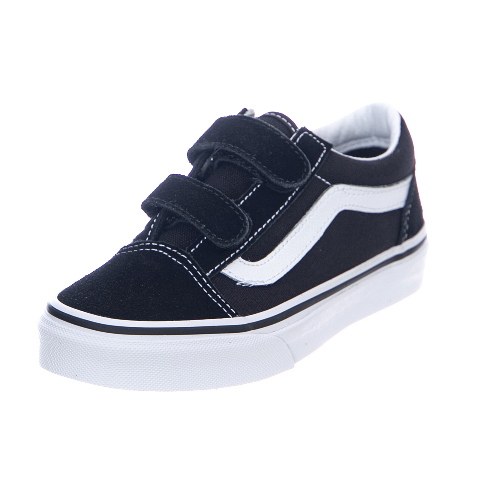 36d8f90a Details about Vans Uy Old Skool - Black/True White - Sneakers Low Boys Black