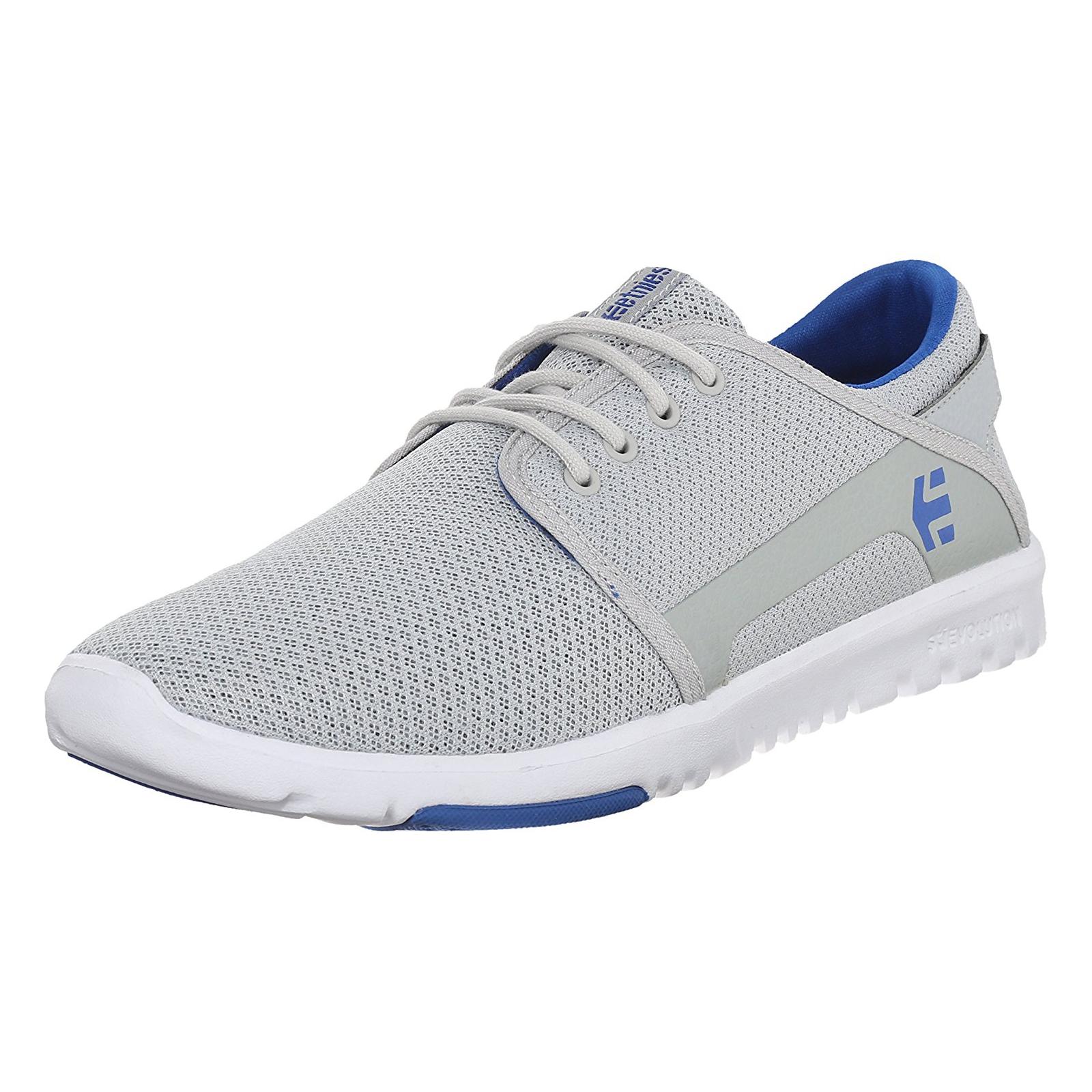 Etnies Sneakers Scout Grey White Royal grey