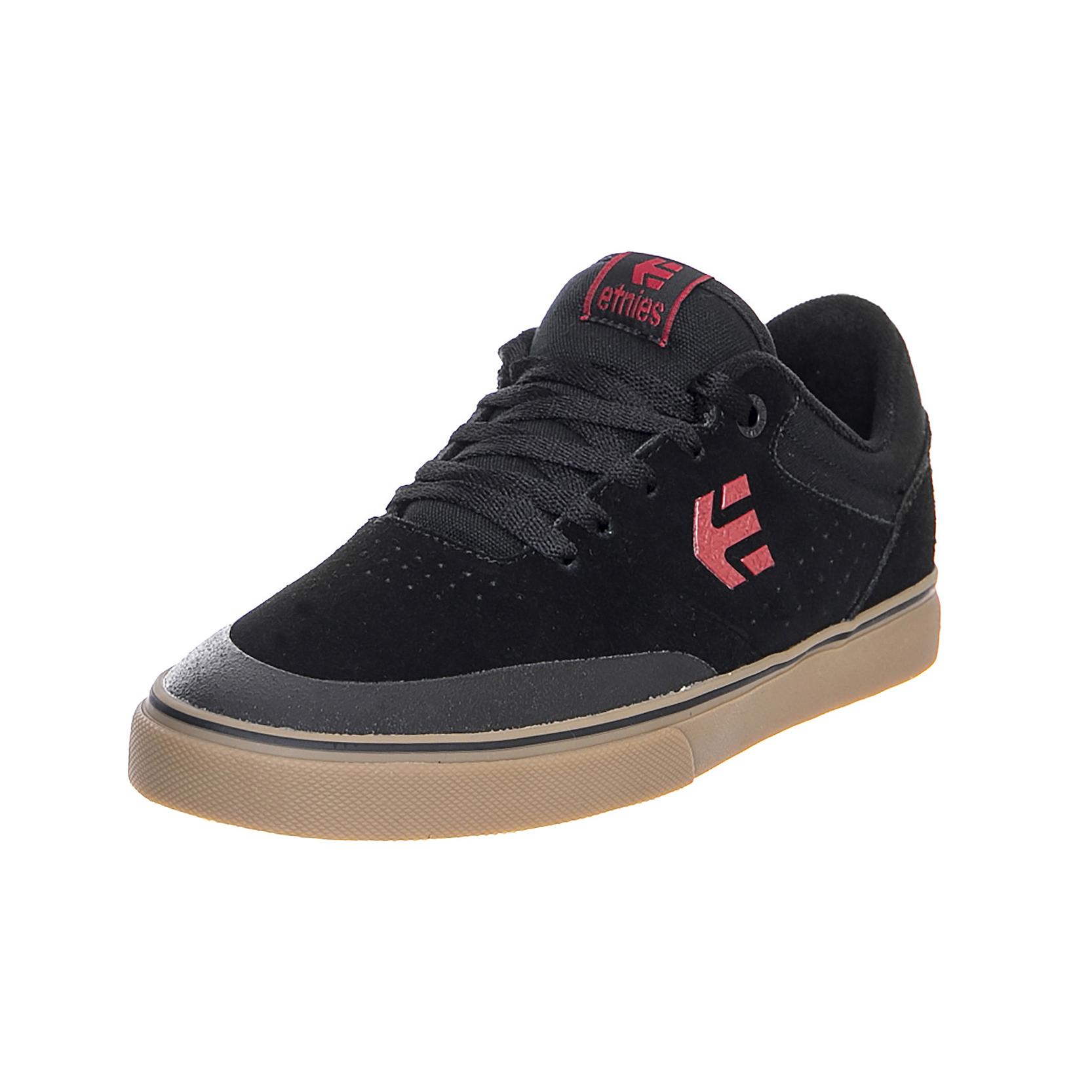 Etnies Sneakers Marana Vulc Black/Red/Gum Black